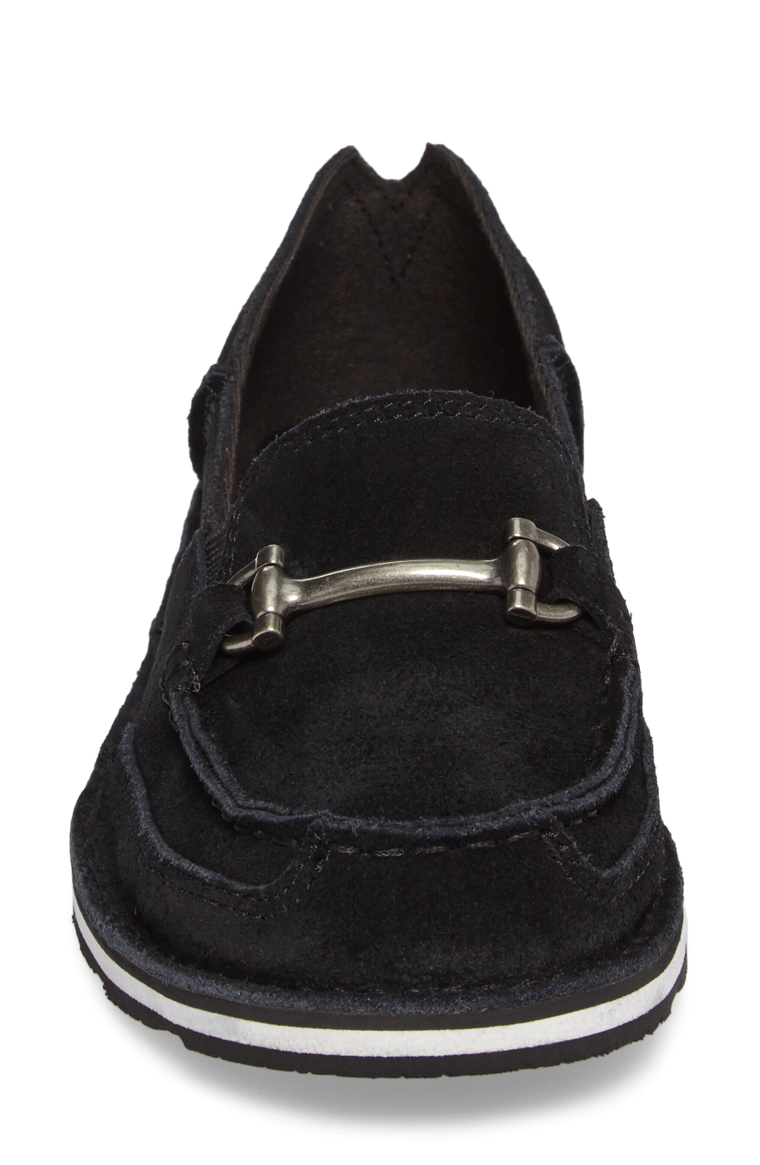 Alternate Image 4  - Ariat Bit Cruiser Loafer