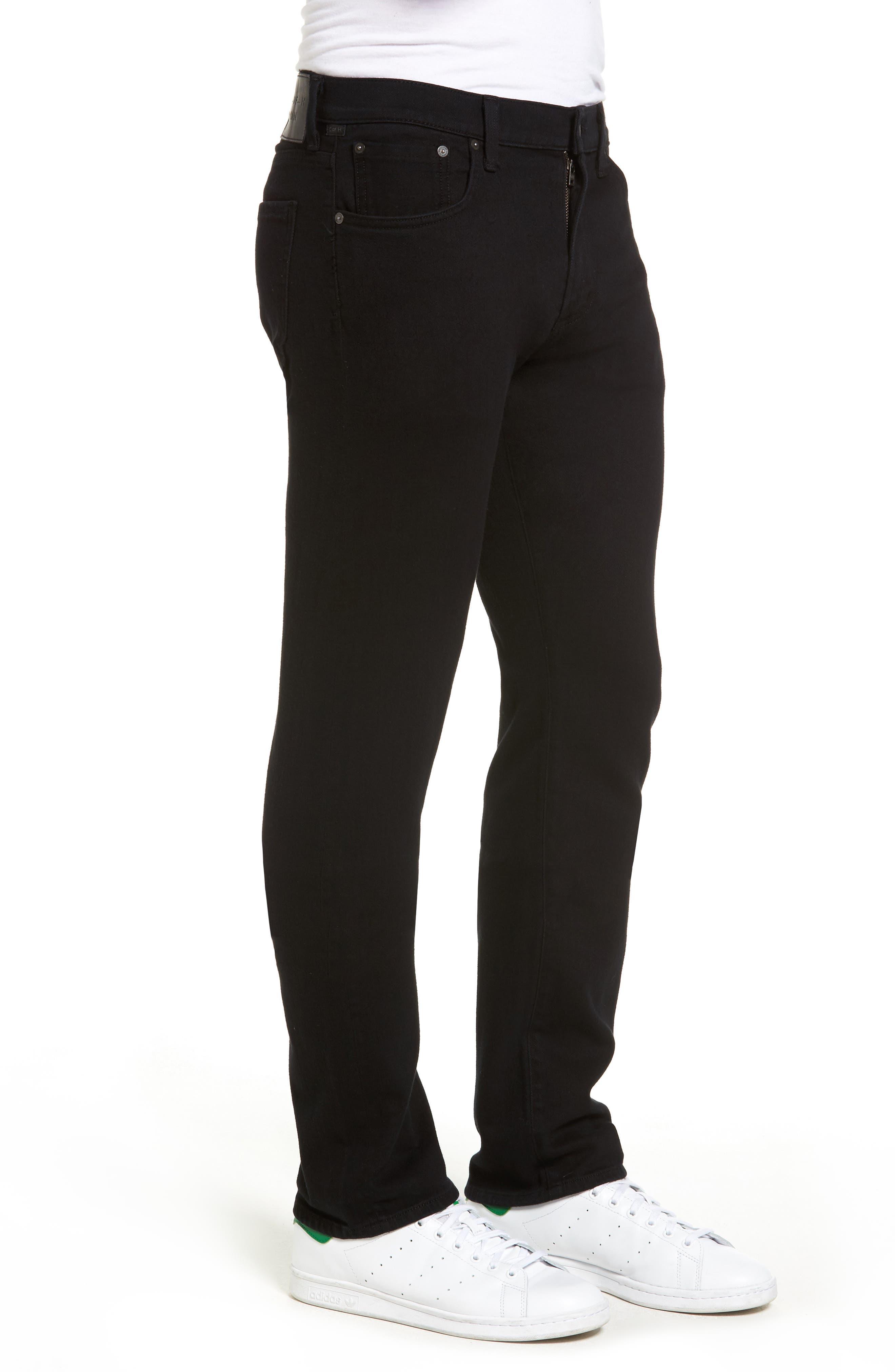 Alternate Image 3  - Citizens of Humanity Core Slim Straight Leg Jeans (Midnight) (Tall)