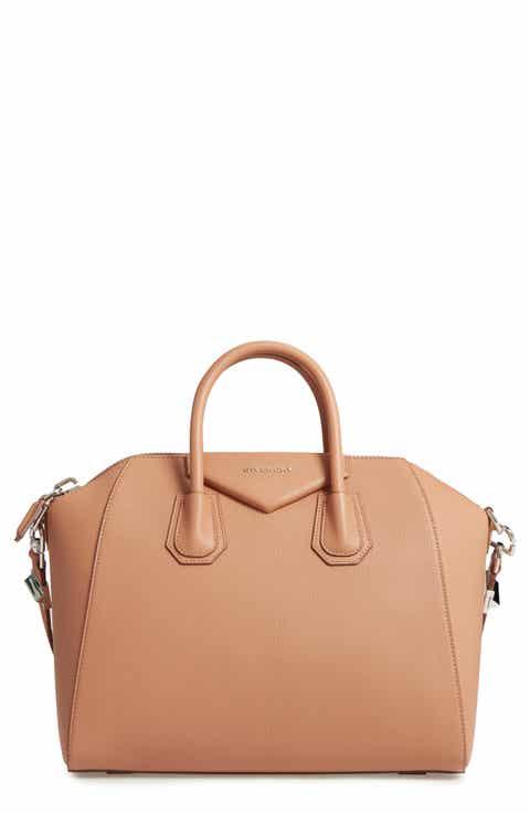 Beige Satchel Purses & Handbags   Nordstrom