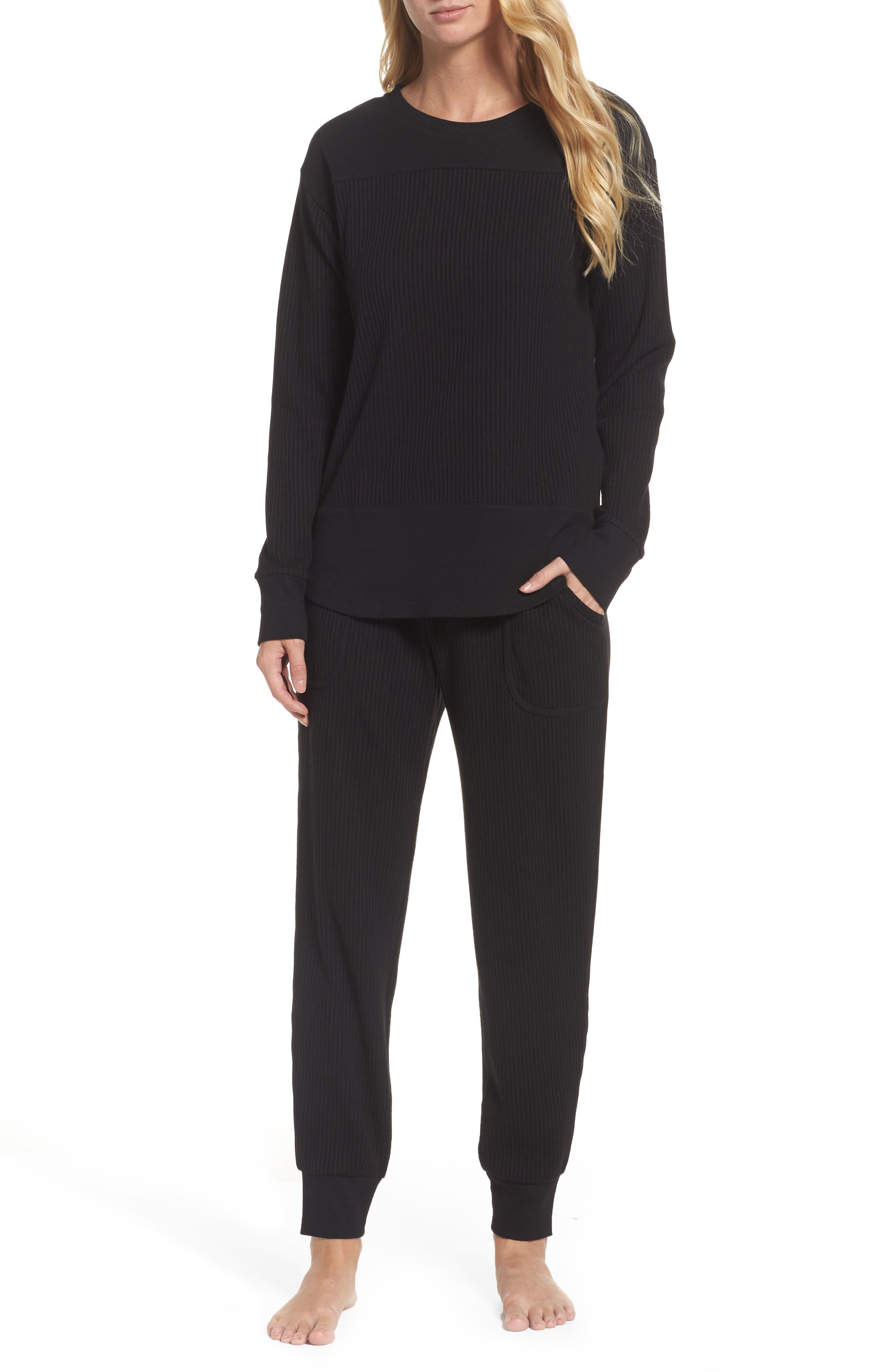 Alternate Image 4  - DKNY Long Sleeve Sleep Shirt