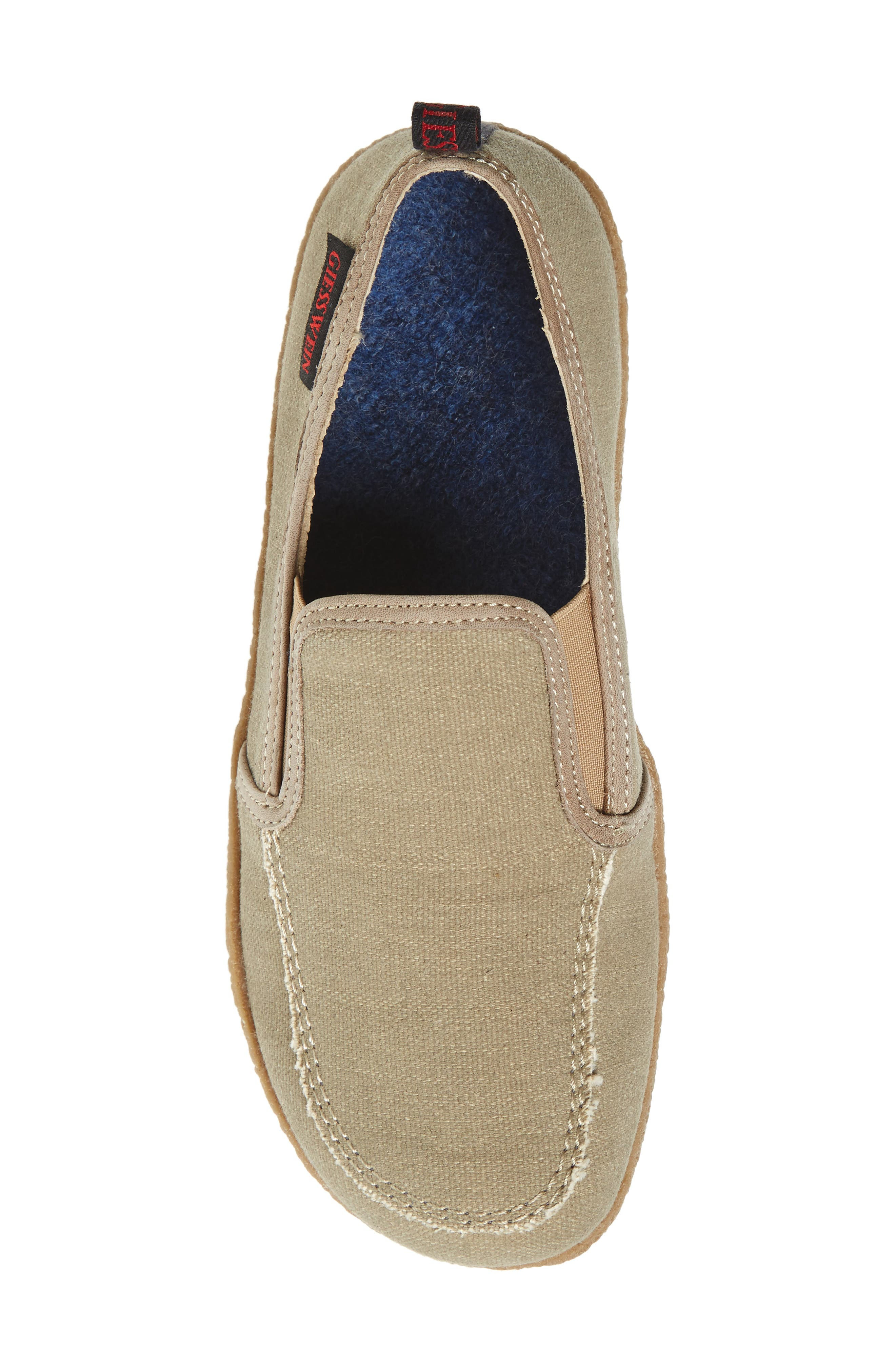 Reith Loafer,                             Alternate thumbnail 5, color,                             Sesame Leather