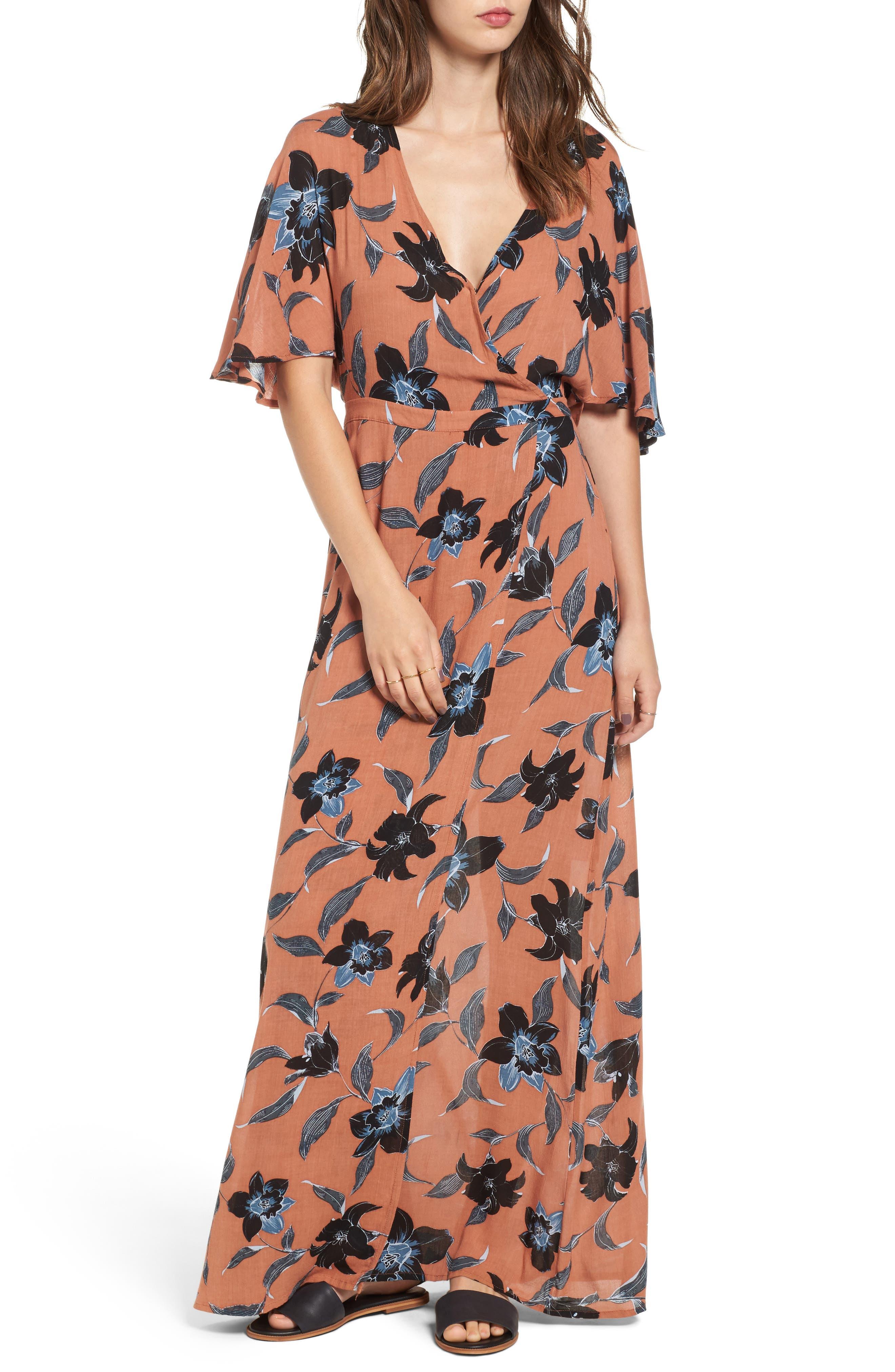 FAITHFULL THE BRAND Salt Spring Maxi Dress