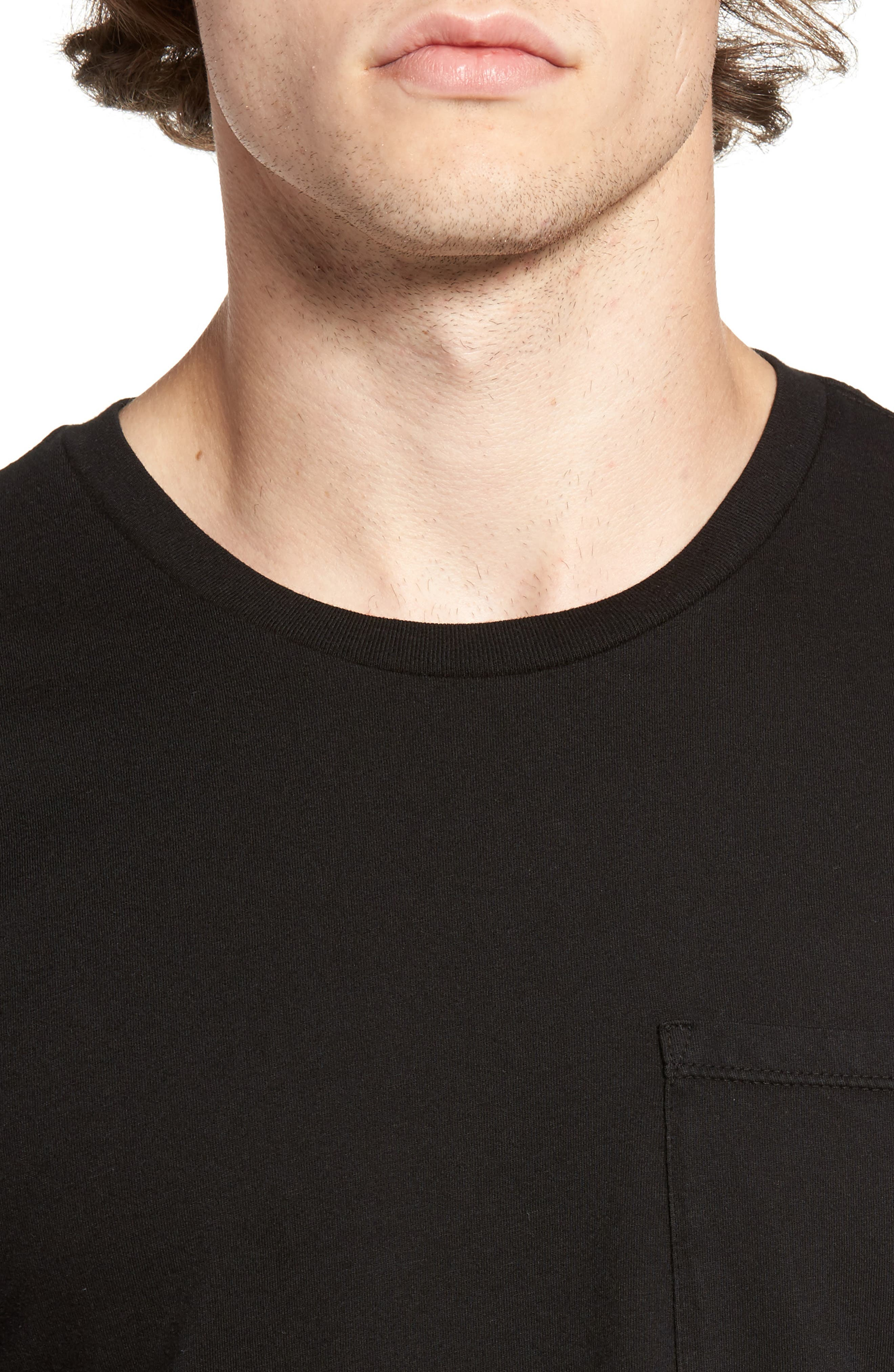 Alternate Image 4  - Original Paperbacks Pocket T-Shirt