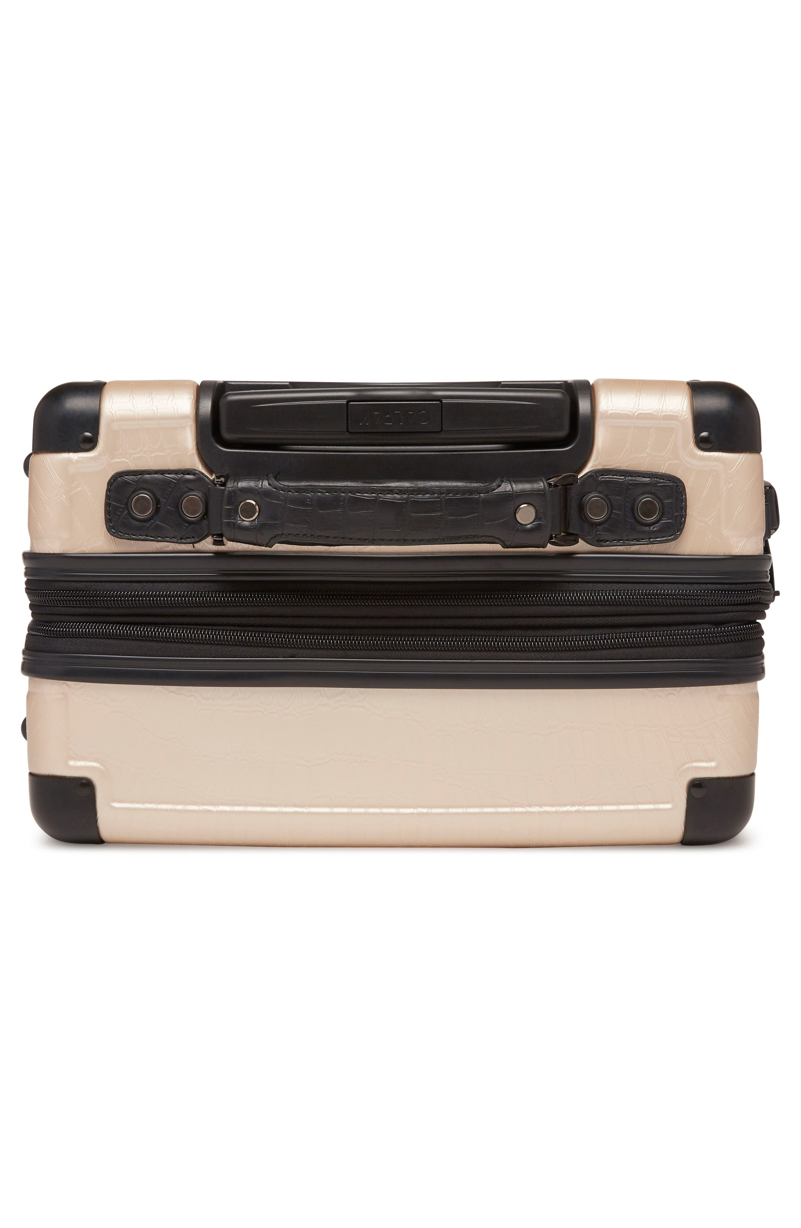 20-Inch & 28-Inch Trunk Rolling Luggage Set,                             Alternate thumbnail 7, color,                             Nude