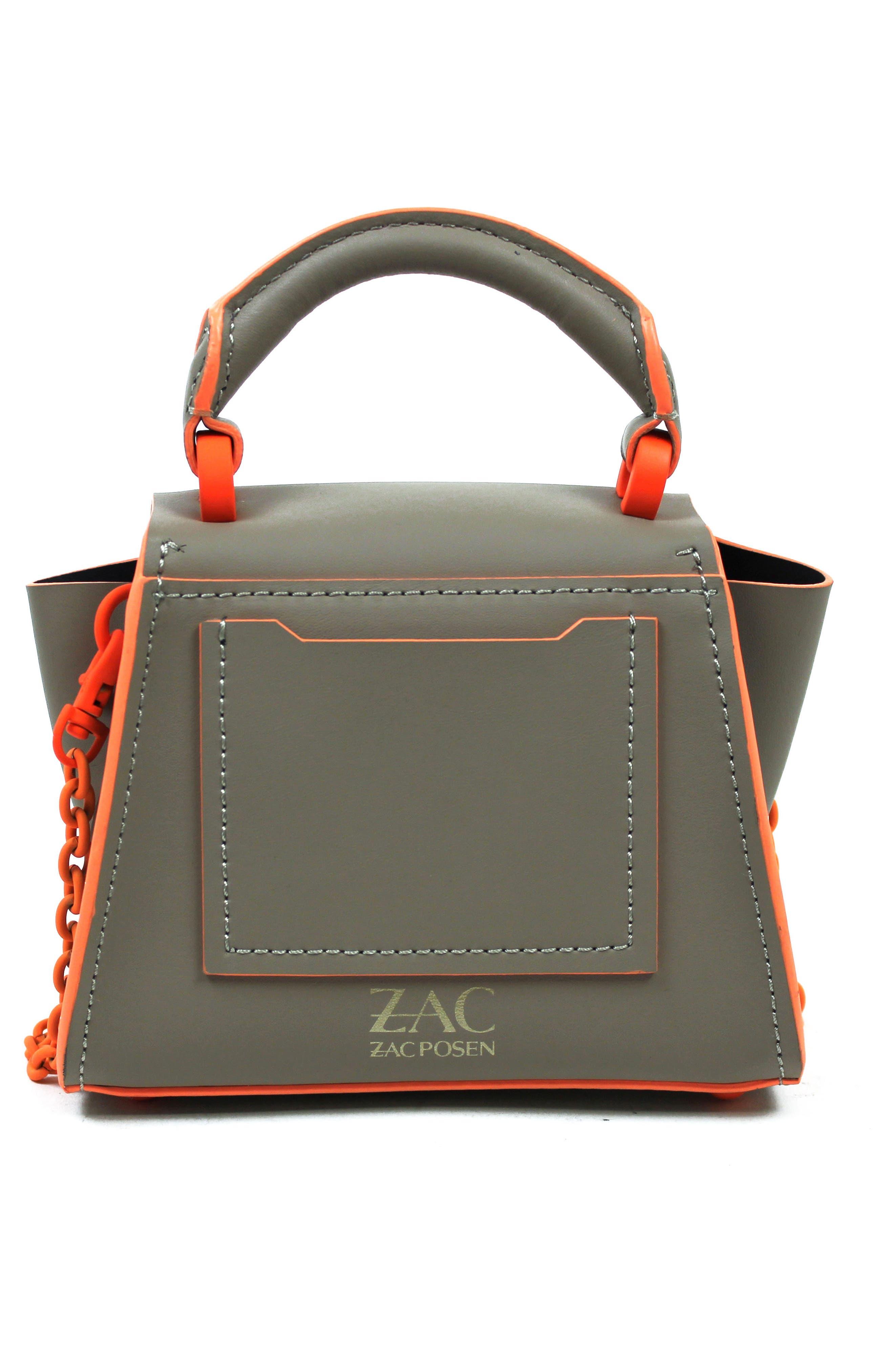 Eartha Iconic Leather Soft Handle Mini Bag,                             Alternate thumbnail 2, color,                             Sparrow