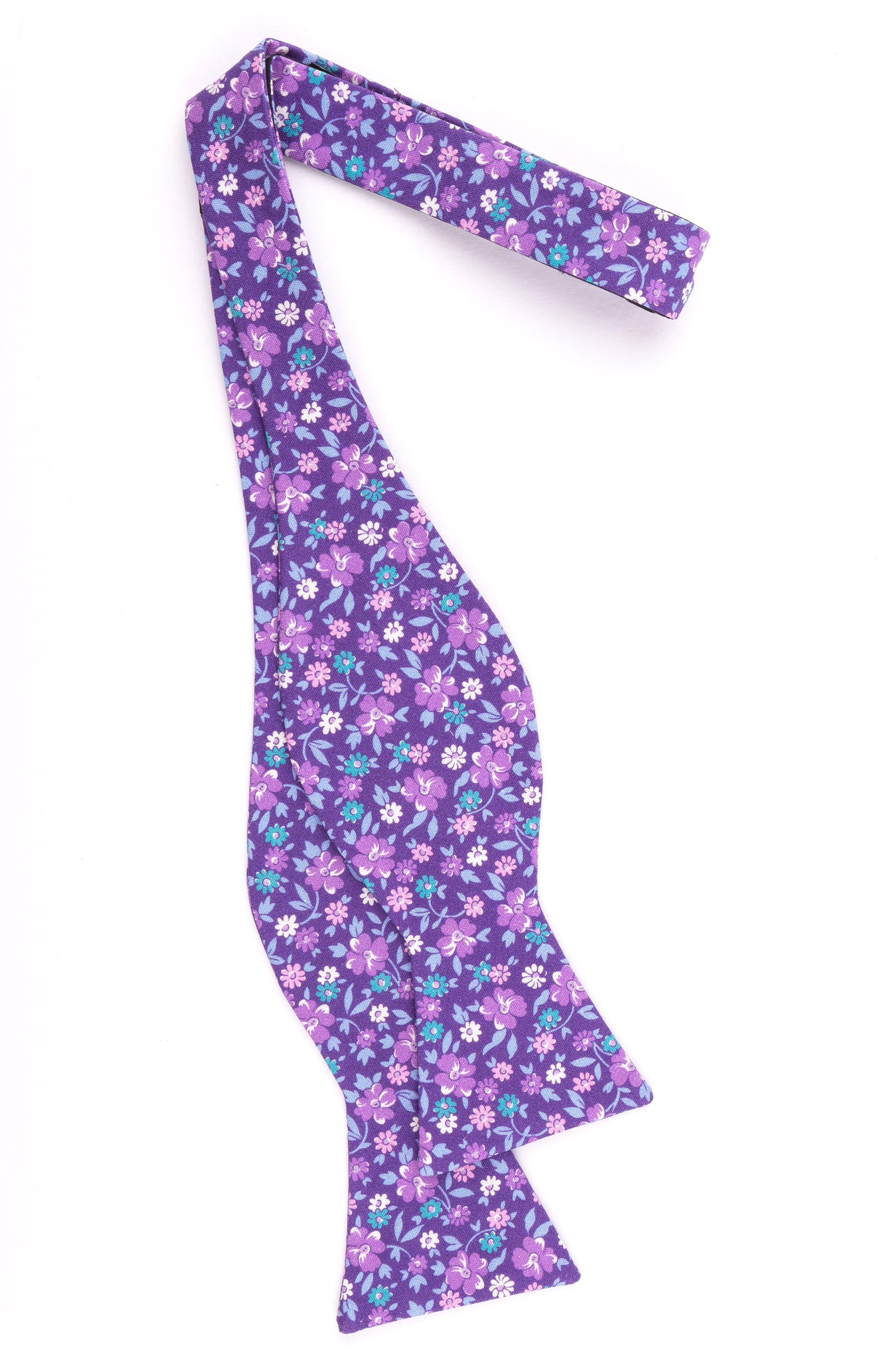 Alternate Image 2  - Ted Baker London Floral Silk Bow Tie