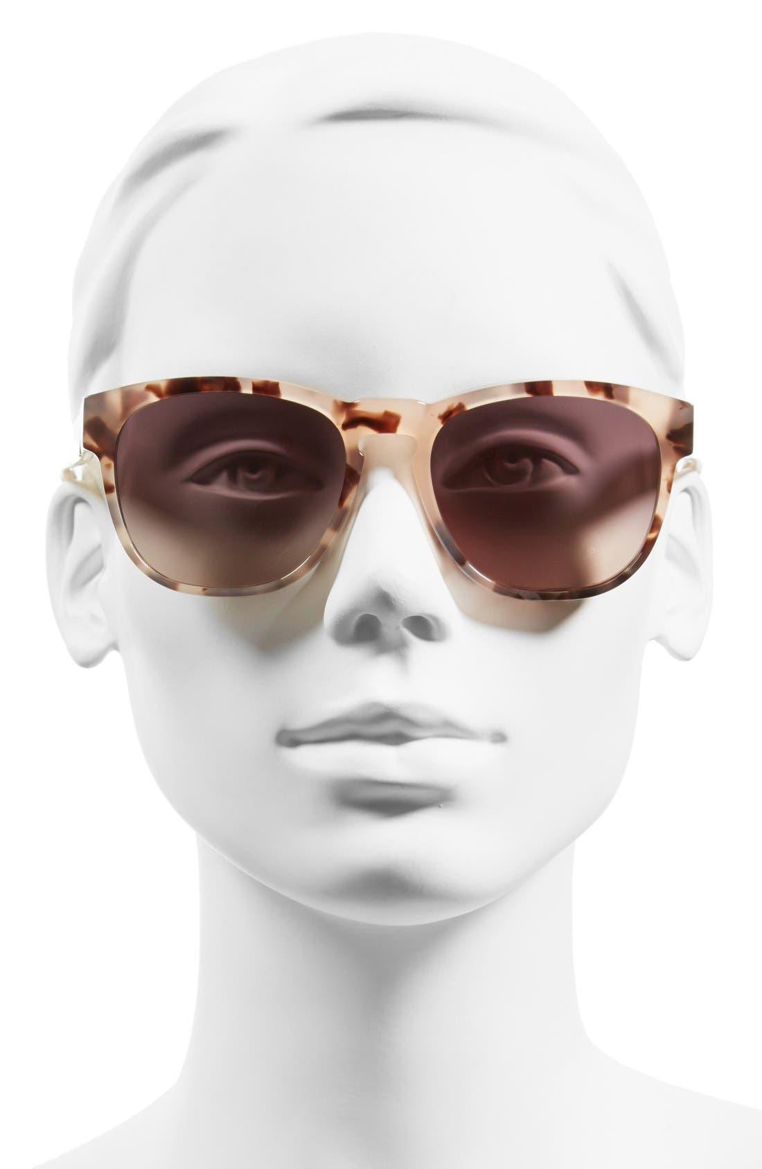 Alternate Image 2  - Wildfox 'Classic Fox 2' 52mm Sunglasses