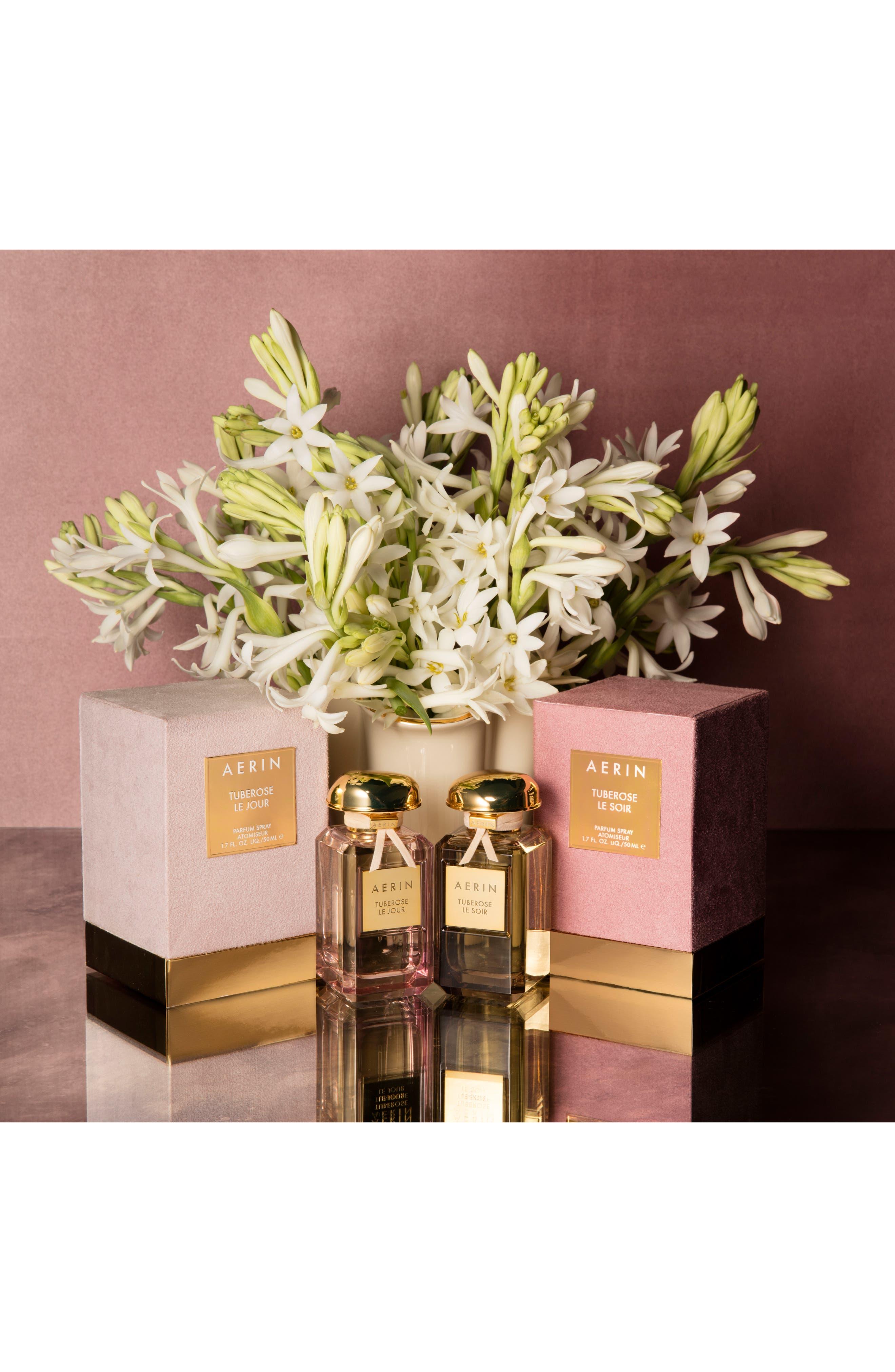 AERIN Beauty Tuberose Le Jour Parfum,                             Alternate thumbnail 7, color,                             No Color