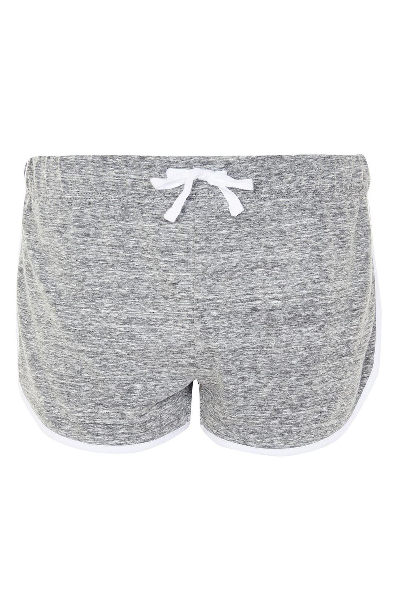 Alternate Image 3  - Topshop Nep Runner Shorts