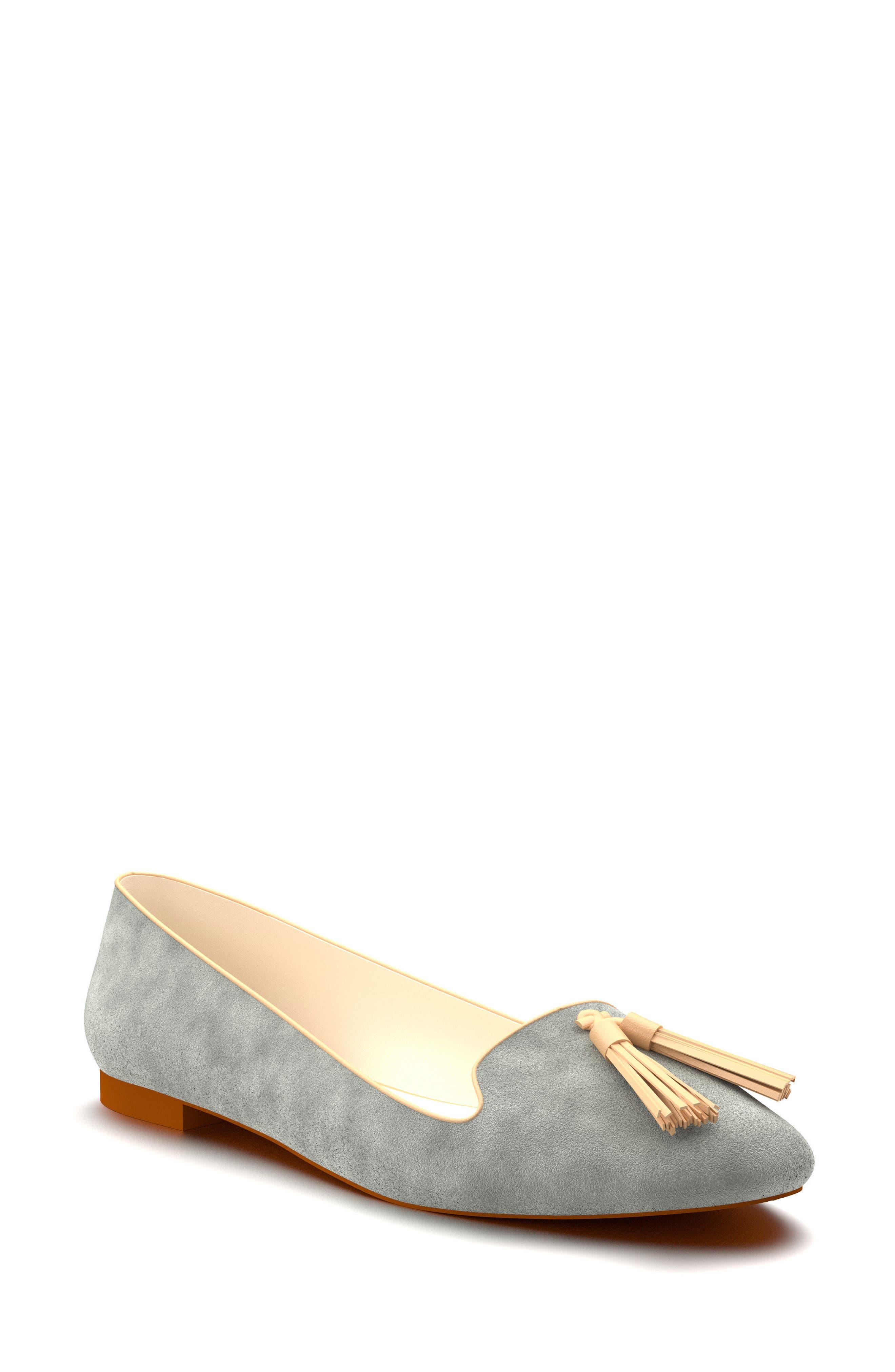 Alternate Image 1 Selected - Shoes of Prey Smoking Slipper (Women)