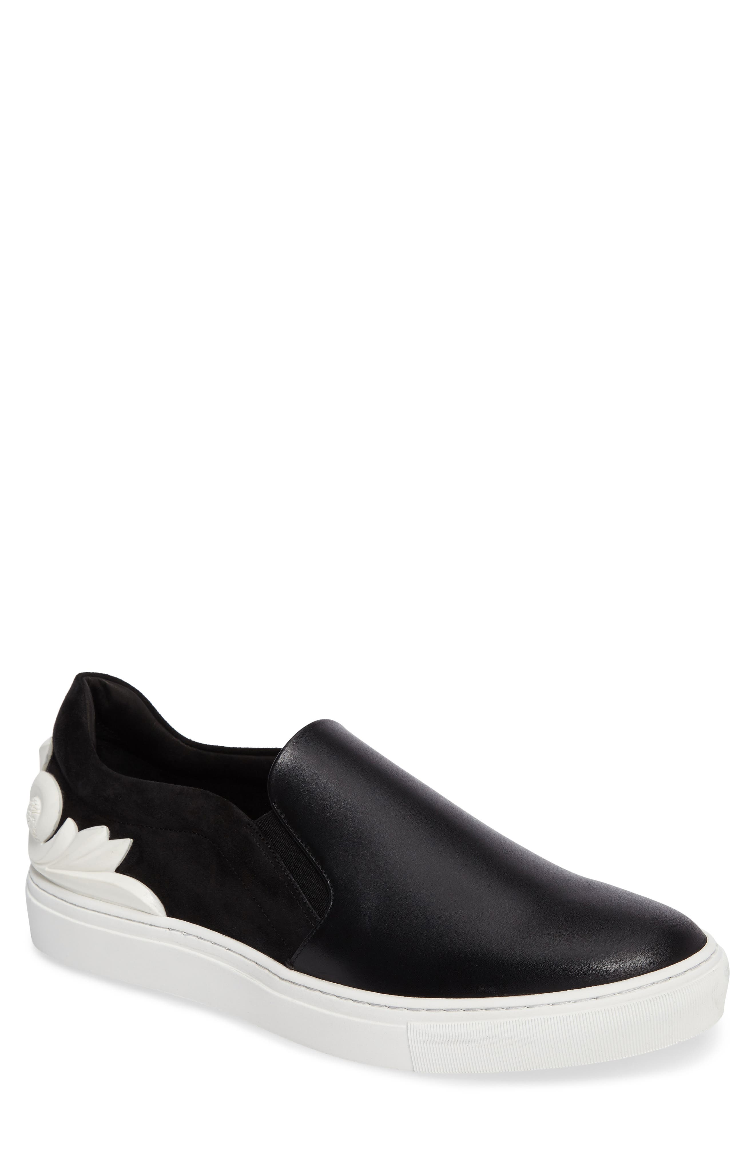 Versace Collection Baroque Slip-On (Men)
