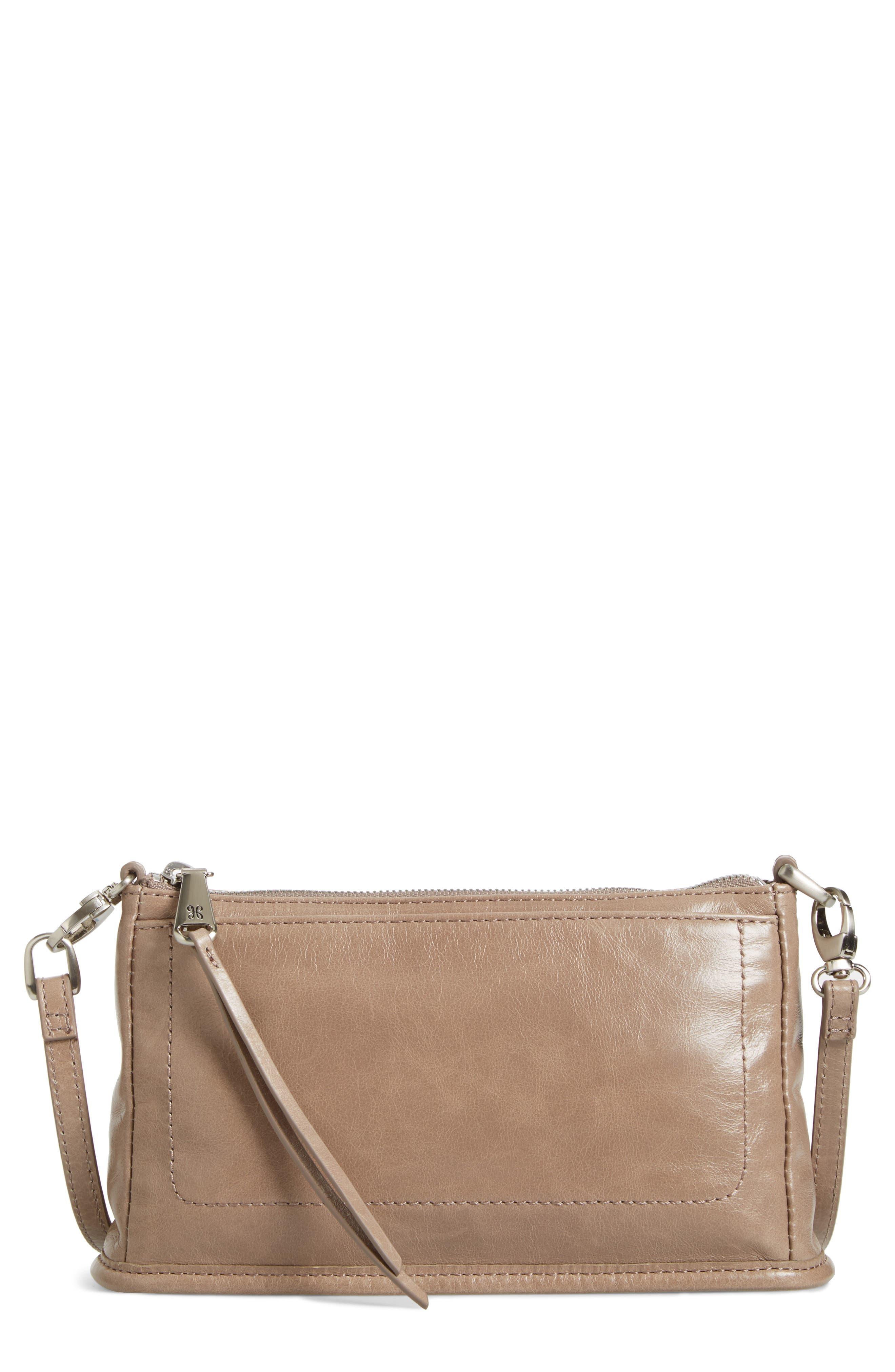 Main Image - Hobo 'Small Cadence' Leather Crossbody Bag