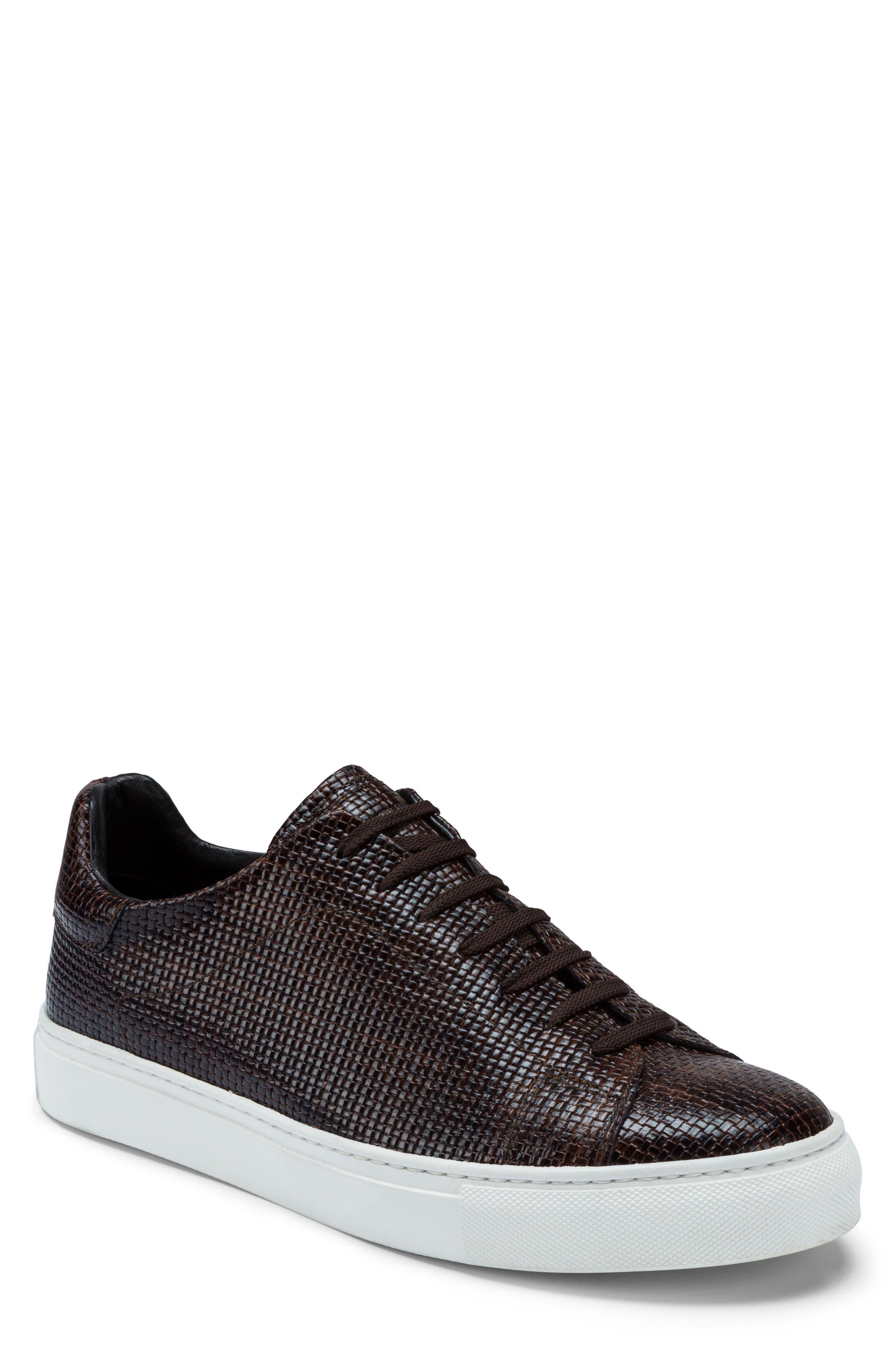 Main Image - Bugatchi Wimbledon Sneaker (Men)