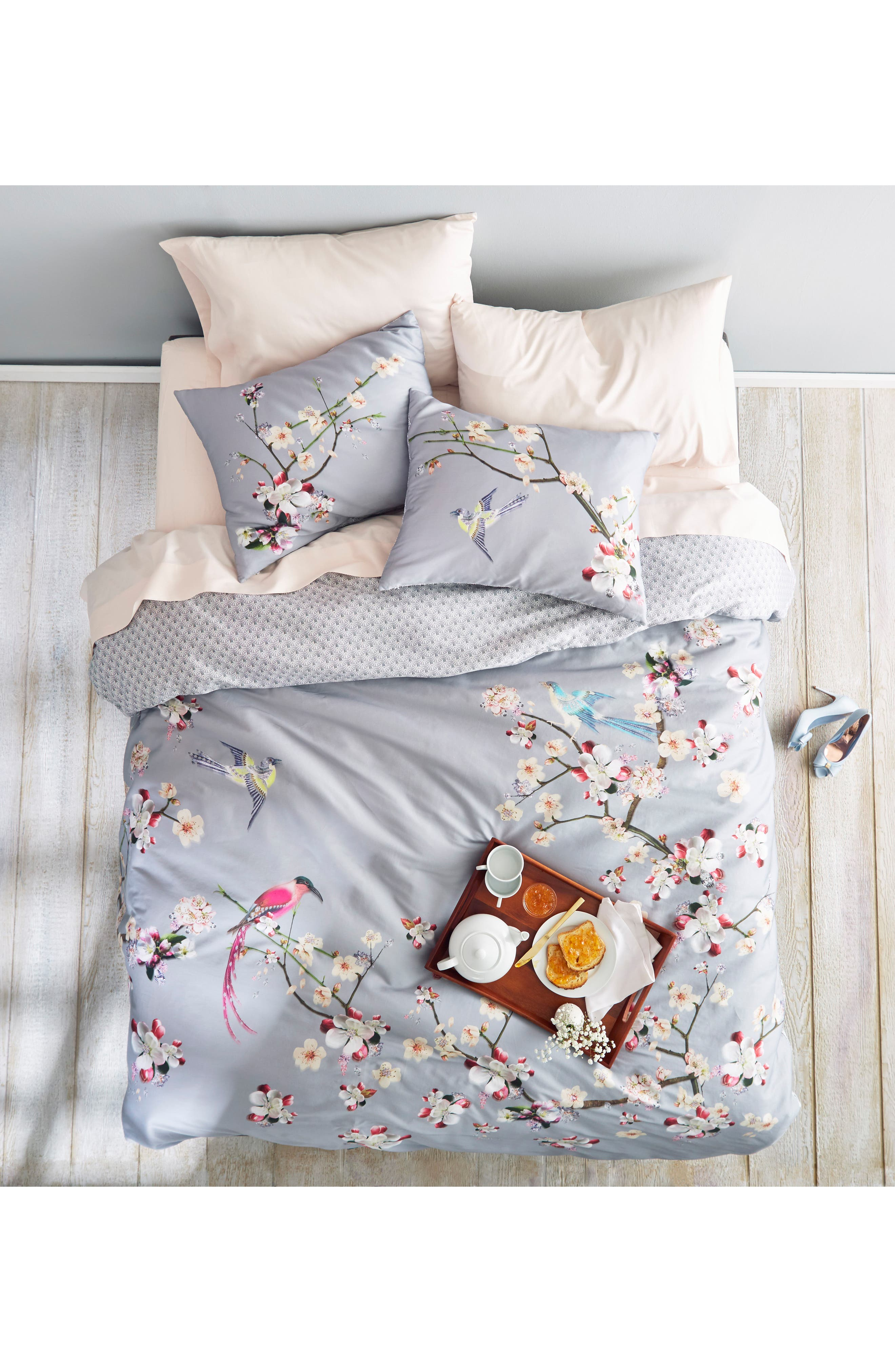 Alternate Image 7  - Ted Baker London Flight Comforter & Sham Set