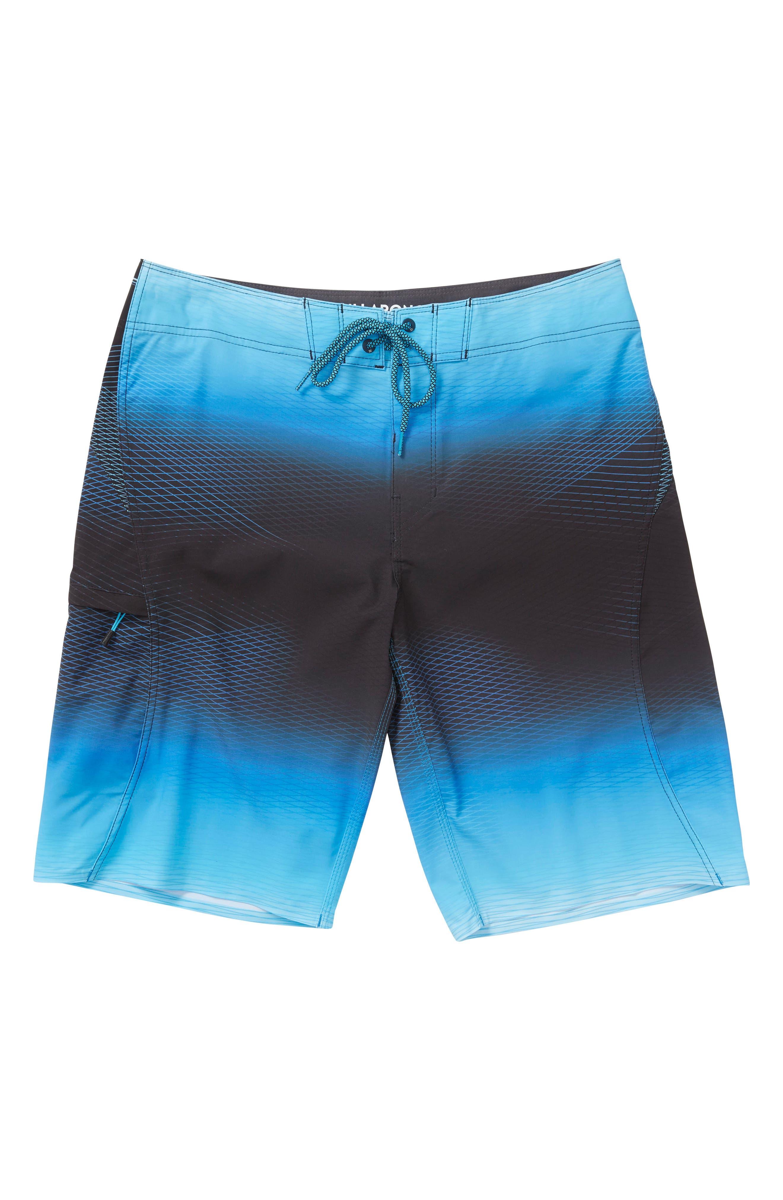 Billabong Fluid X Performance Fit Board Shorts (Big Boys)