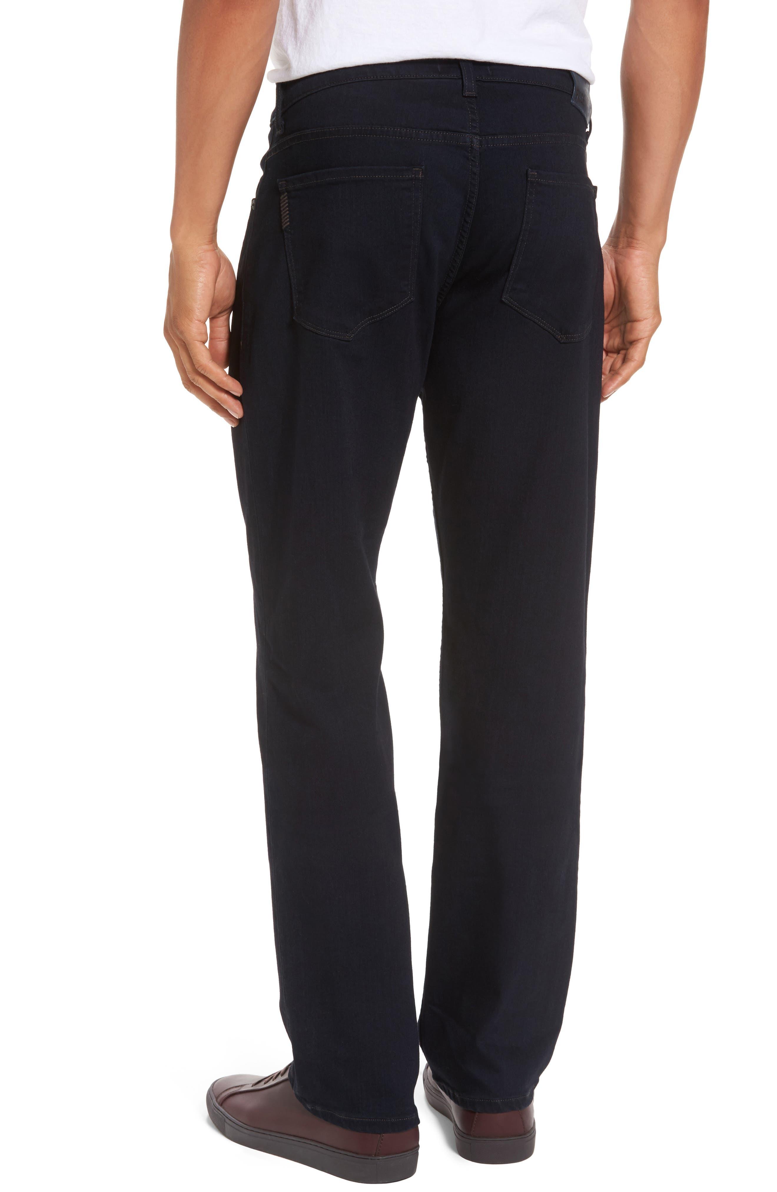 Alternate Image 2  - PAIGE Transcend - Lennox Slim Fit Jeans (Jack)