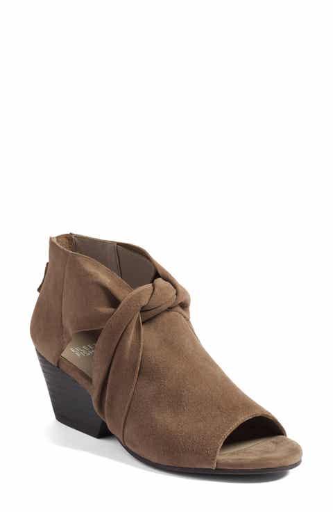 Low Heel 1 Quot 2 Quot Block Heel Sandals Amp Booties For Women