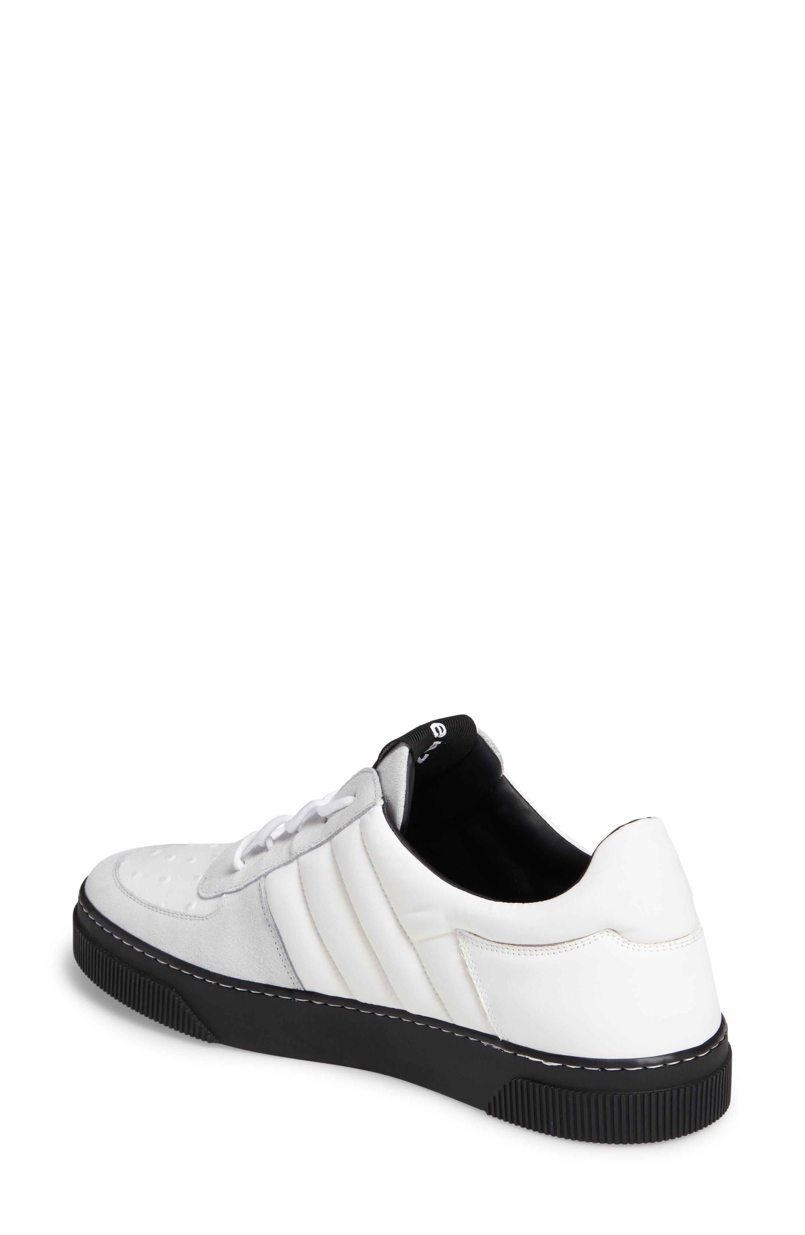 Sneaker,                             Alternate thumbnail 2, color,                             White