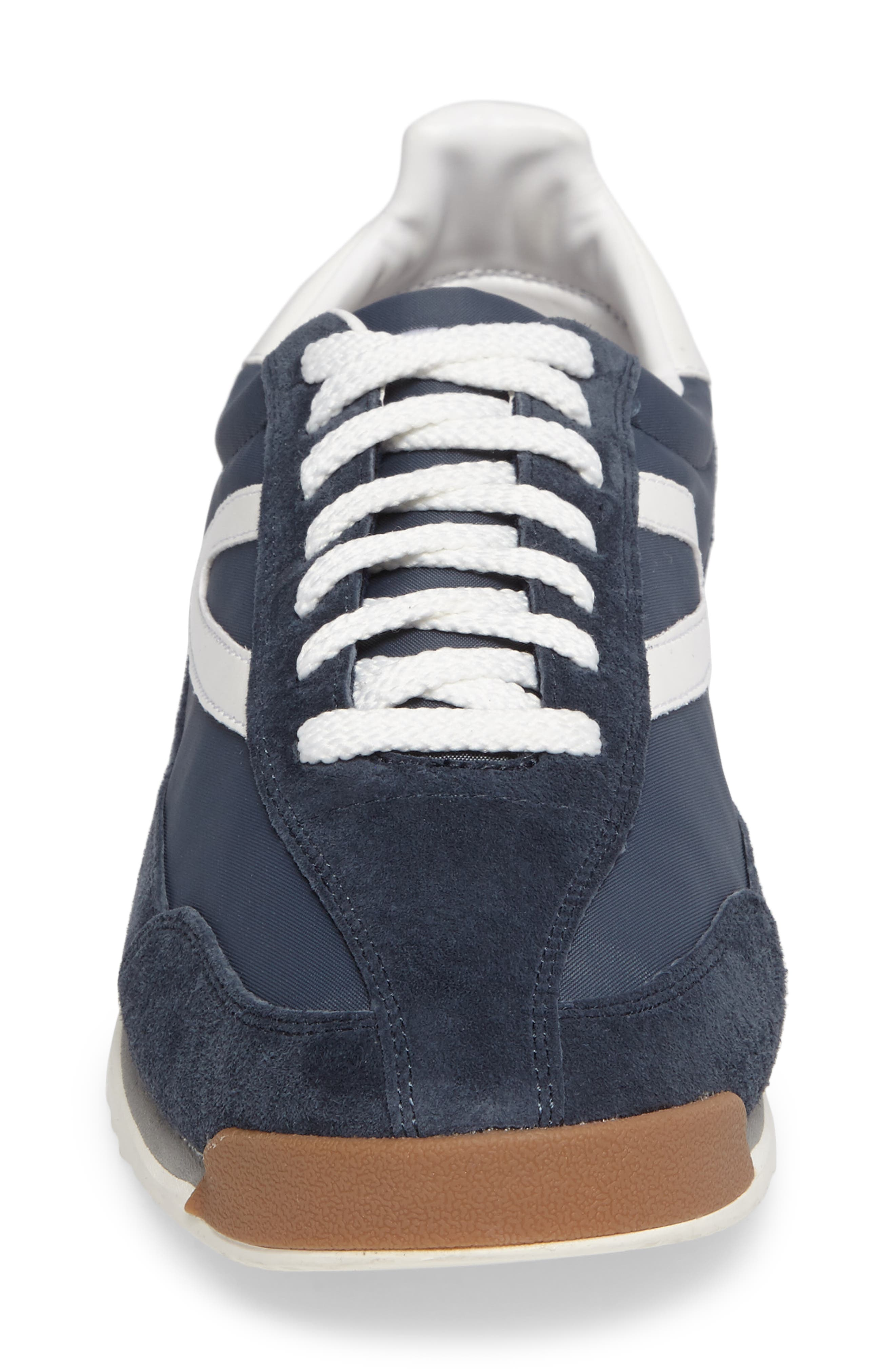 Rawlins 3 Sneaker,                             Alternate thumbnail 4, color,                             Blue/ Blue/ White
