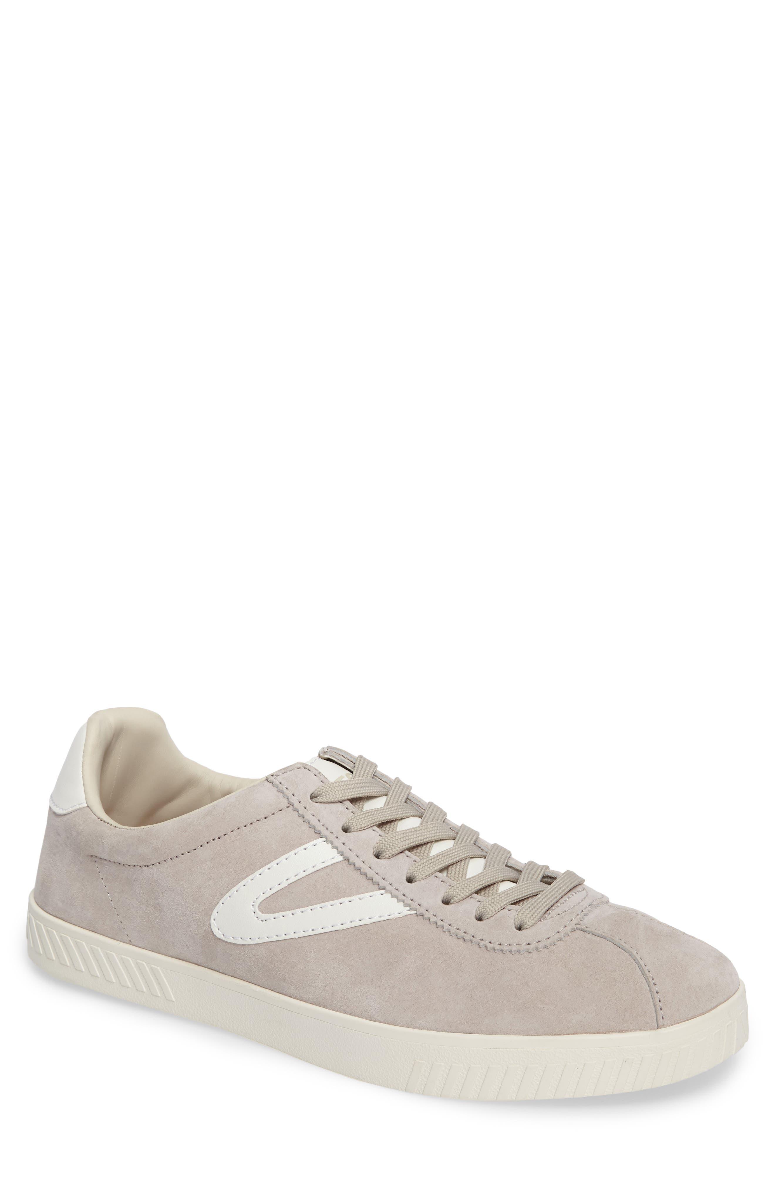 Camden 3 Sneaker,                         Main,                         color, Birch/ White Nubuck