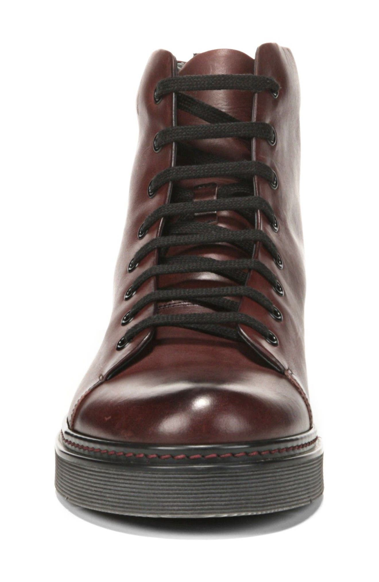 Alternate Image 4  - Vince Malone Plain Toe Boot (Men)