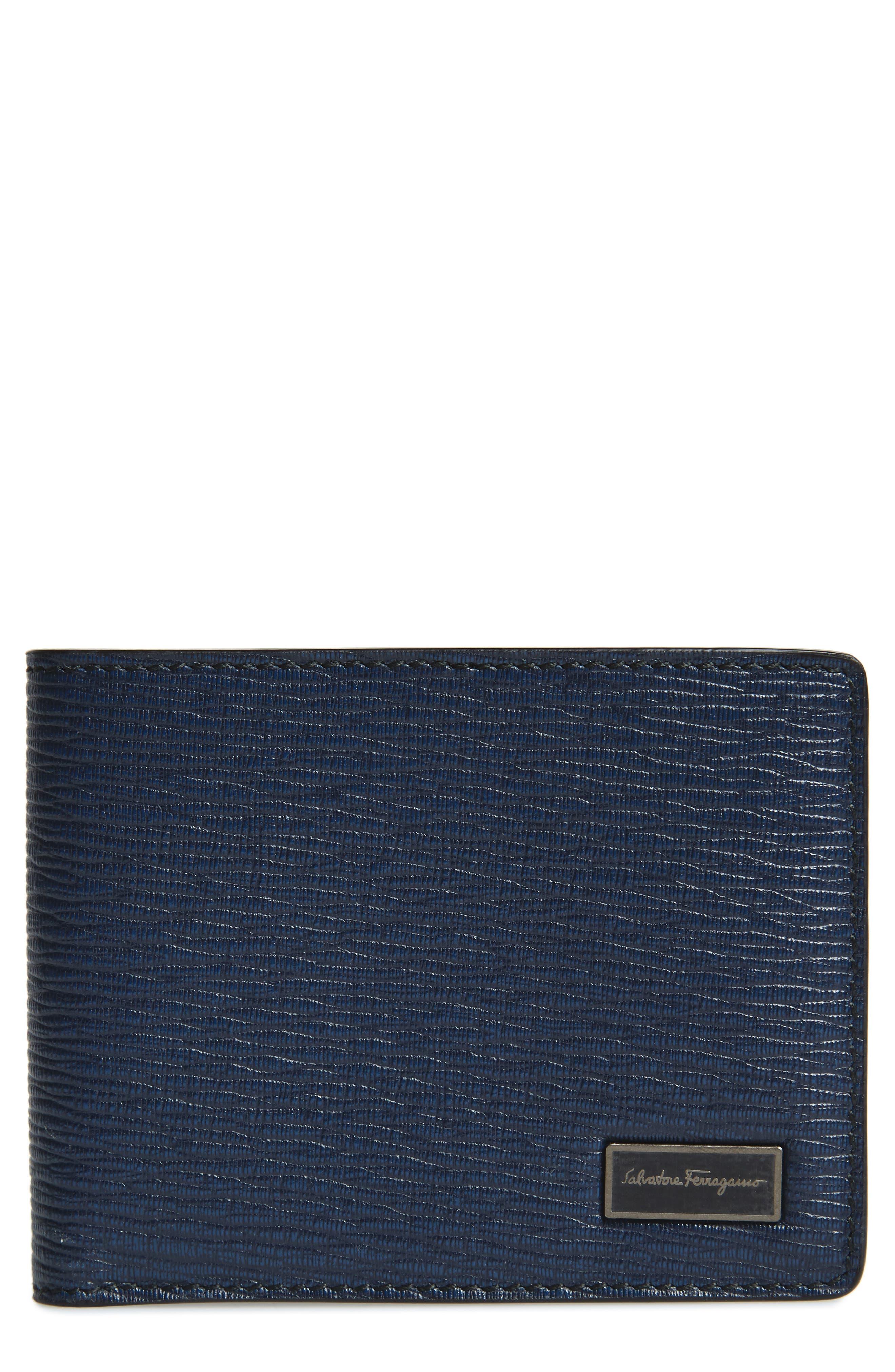Main Image - Salvatore Ferragamo Revival Leather Wallet