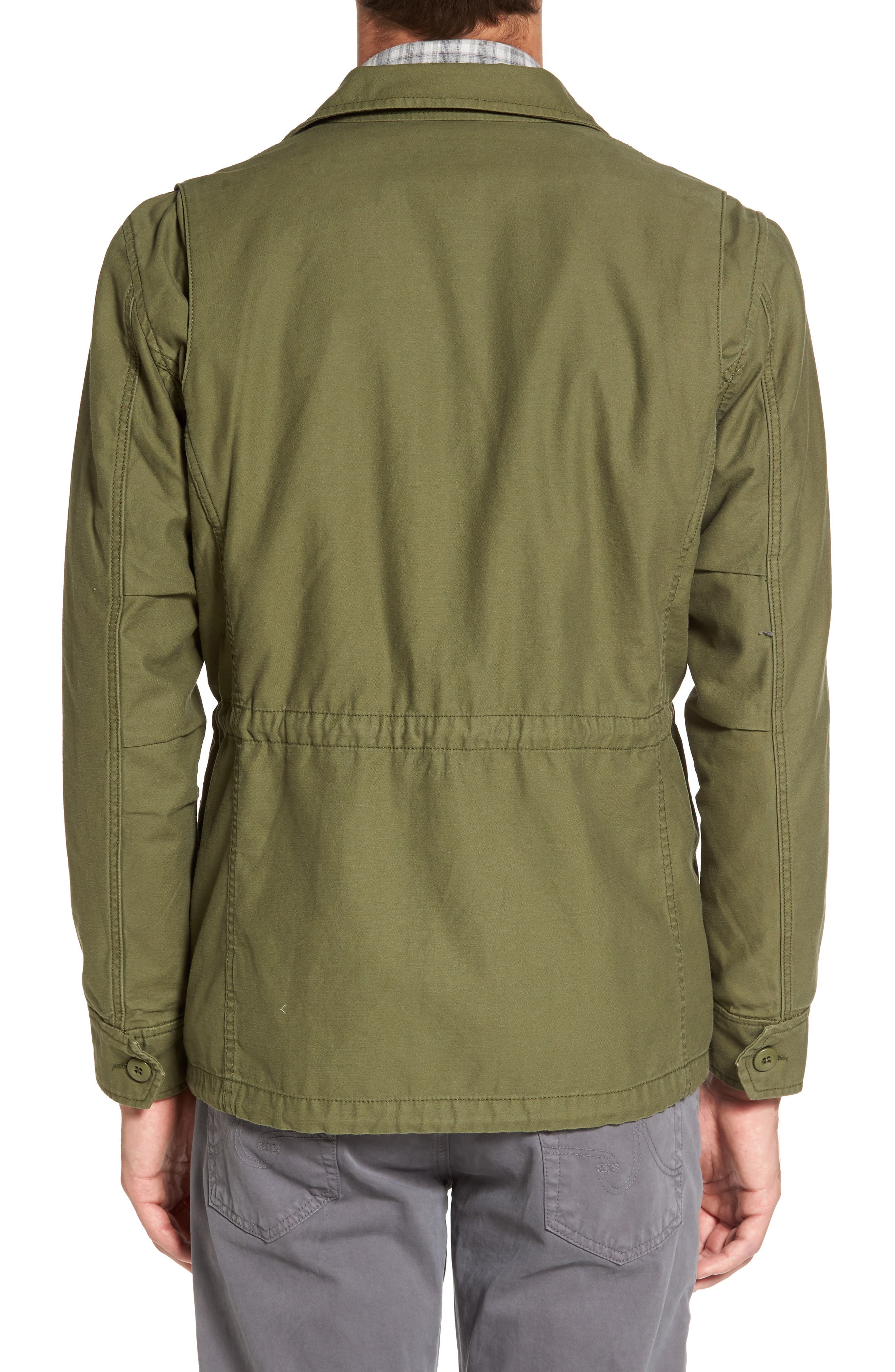 Alternate Image 2  - AG Jameson Field Jacket