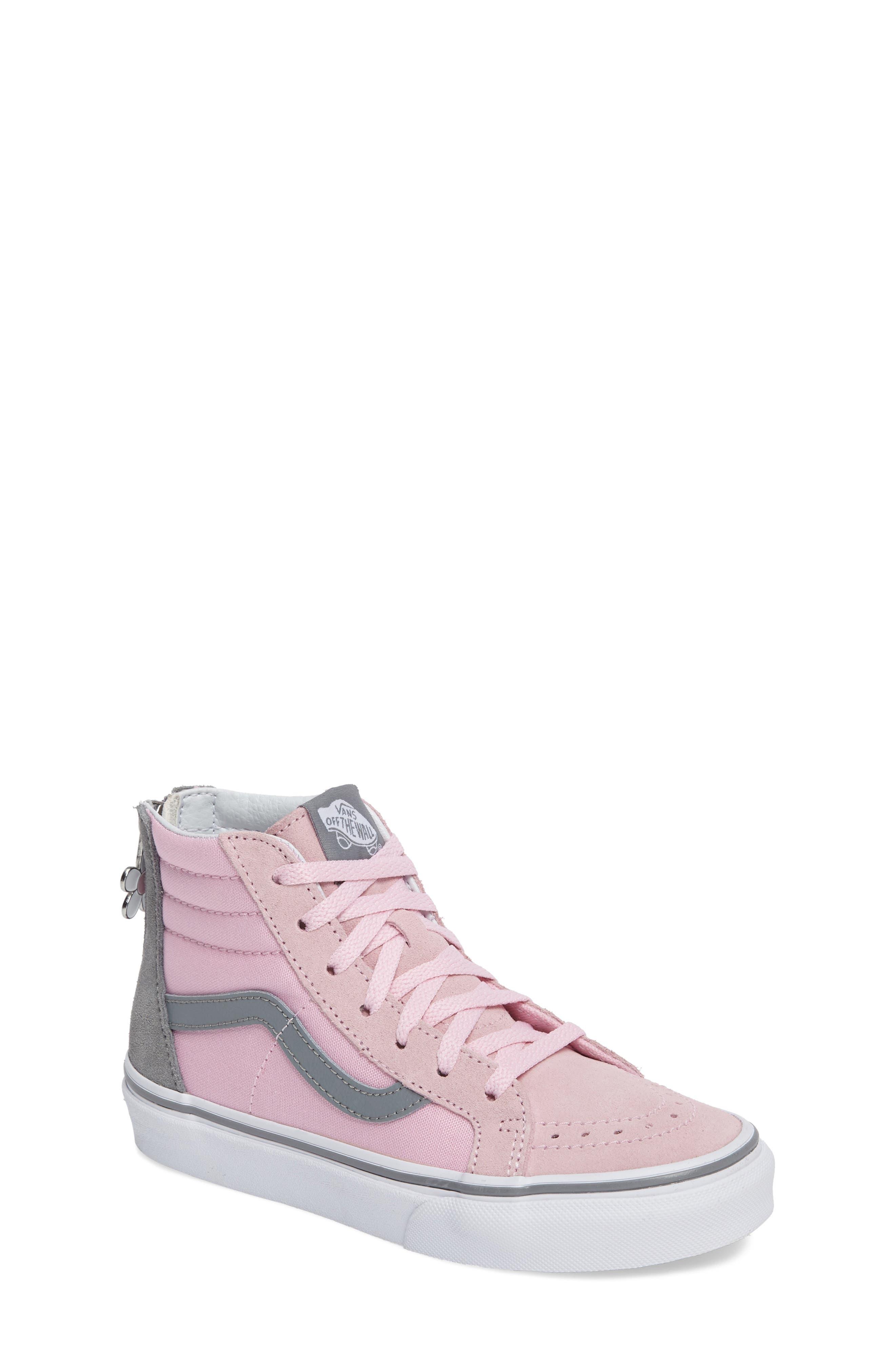 VANS SK8-Hi Zip-Up Sneaker