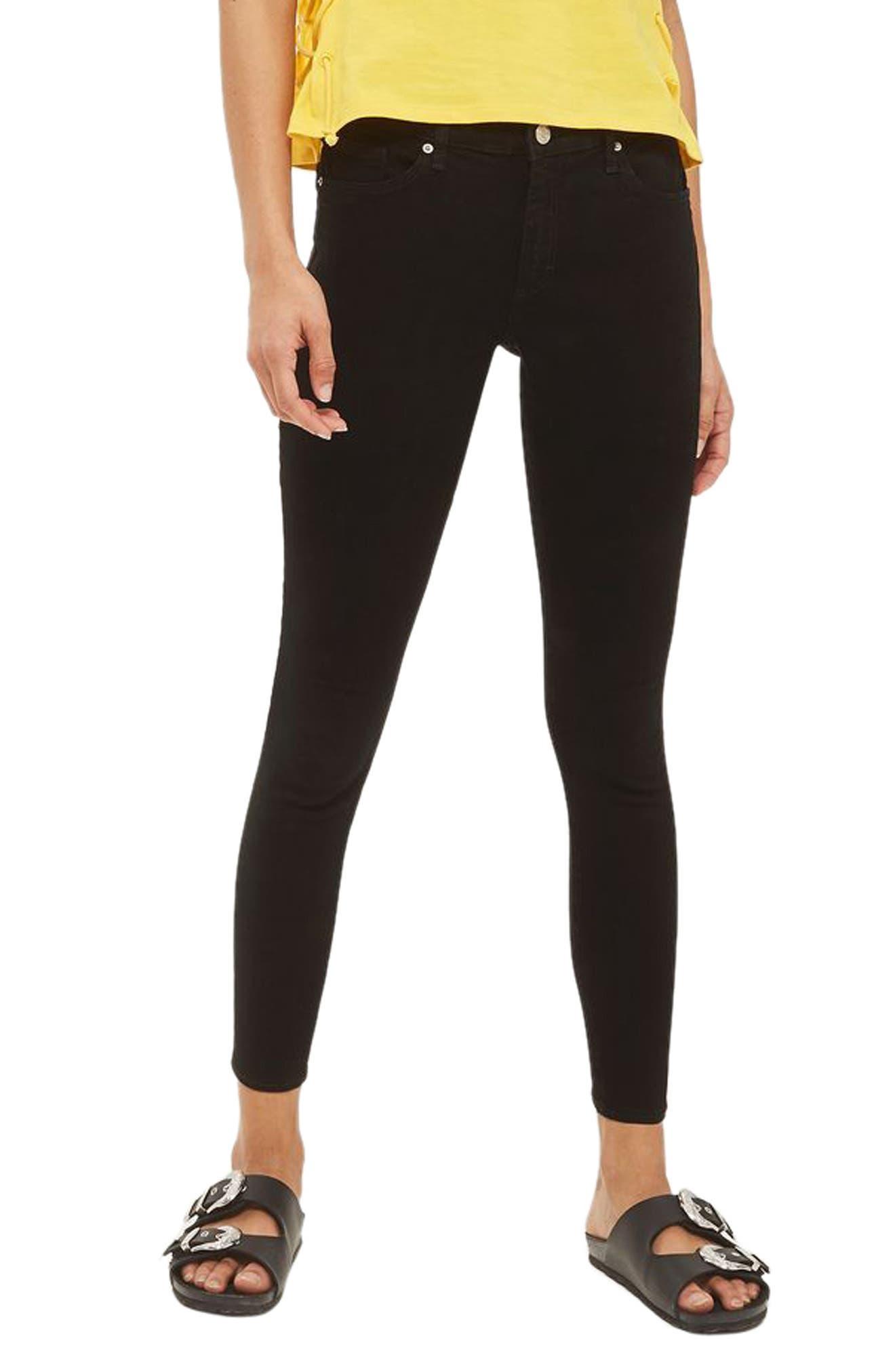 Topshop Sidney Skinny Jeans (Petite)