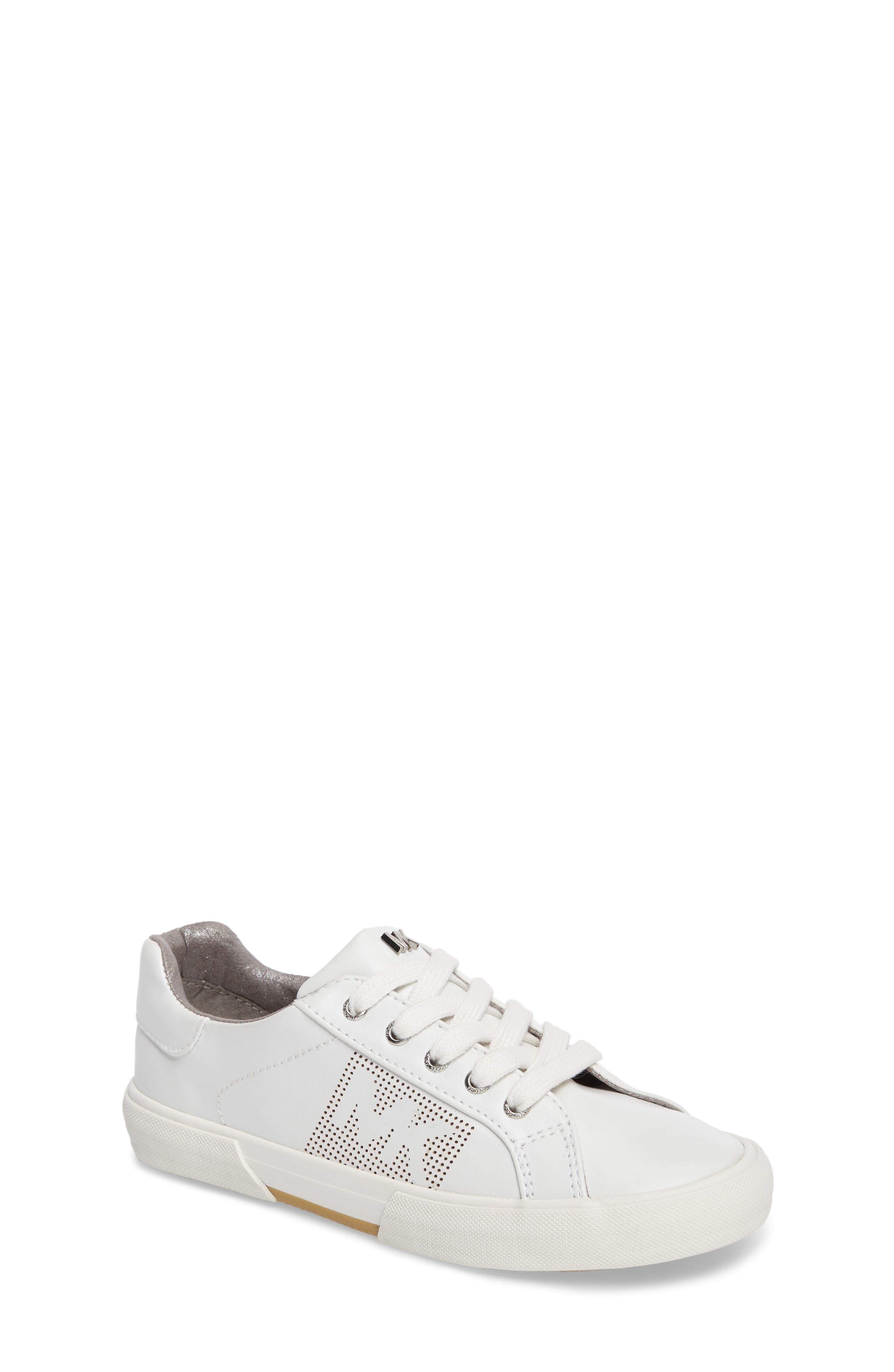 Main Image - MICHAEL Michael Kors Ima Court Sneaker (Walker, Toddler, Little Kid & Big Kid)