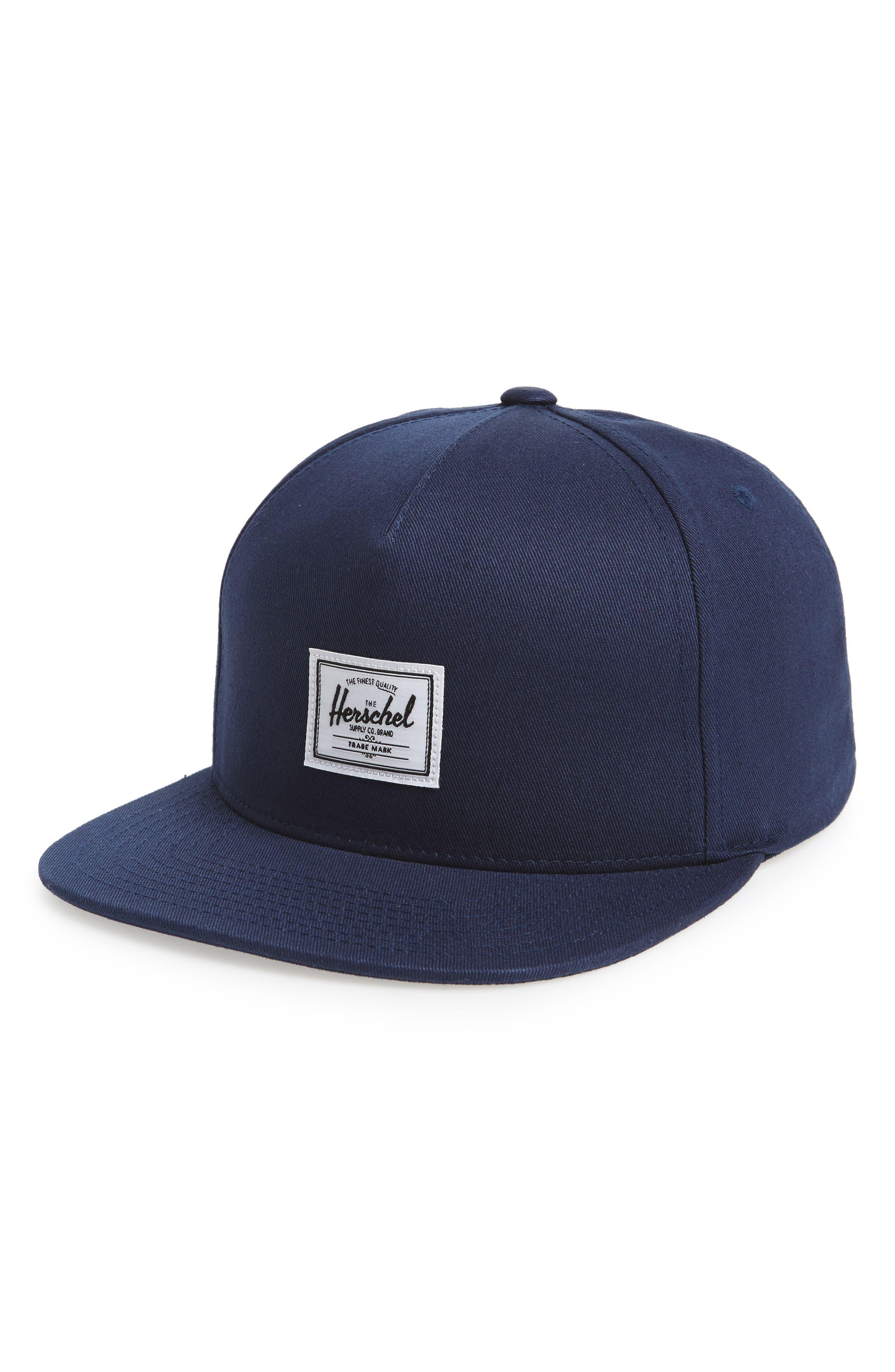 Main Image - Herschel Supply Co. Dean Snapback Baseball Cap