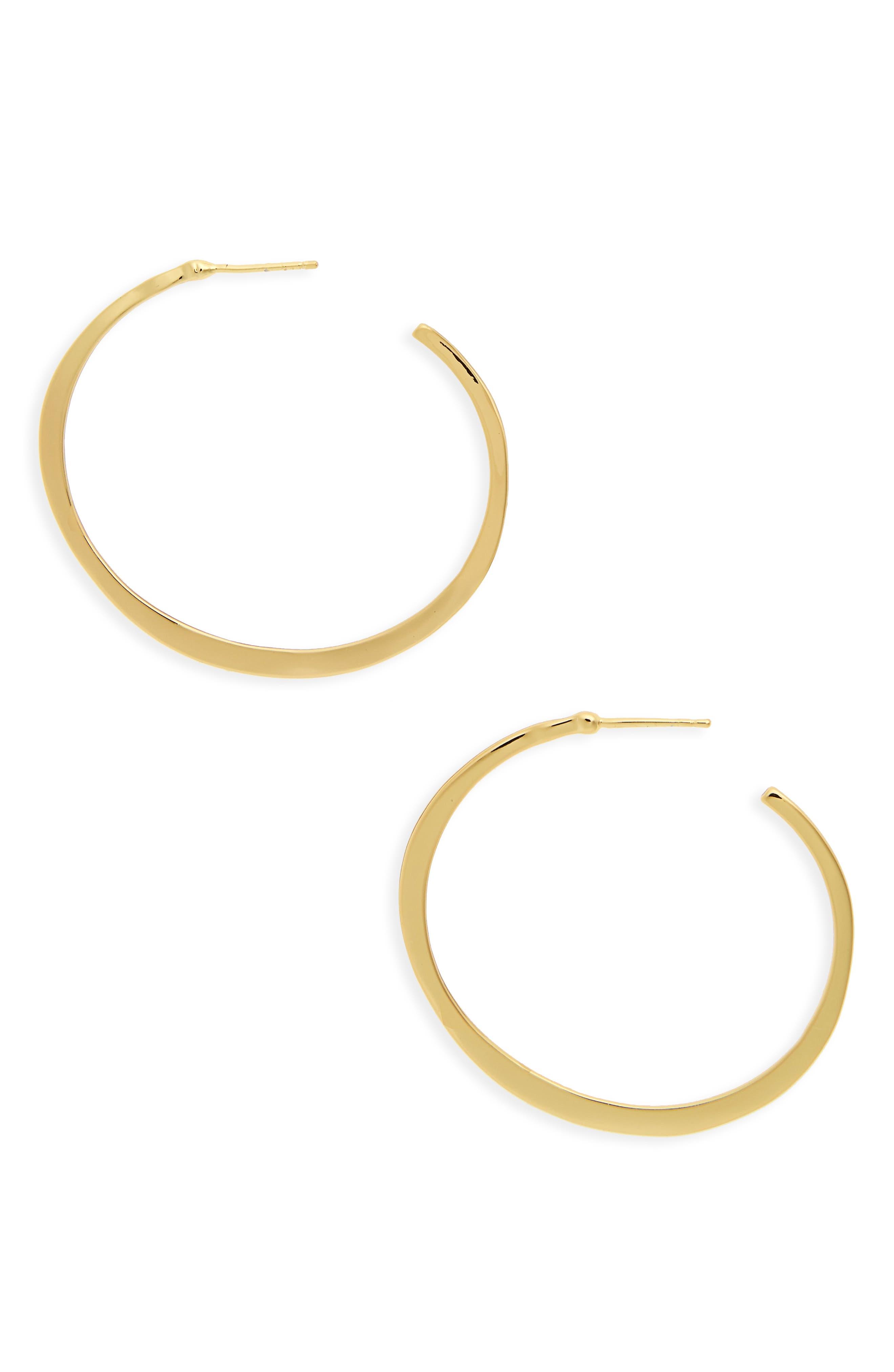 gorjana 'Arc' Hoop Earrings
