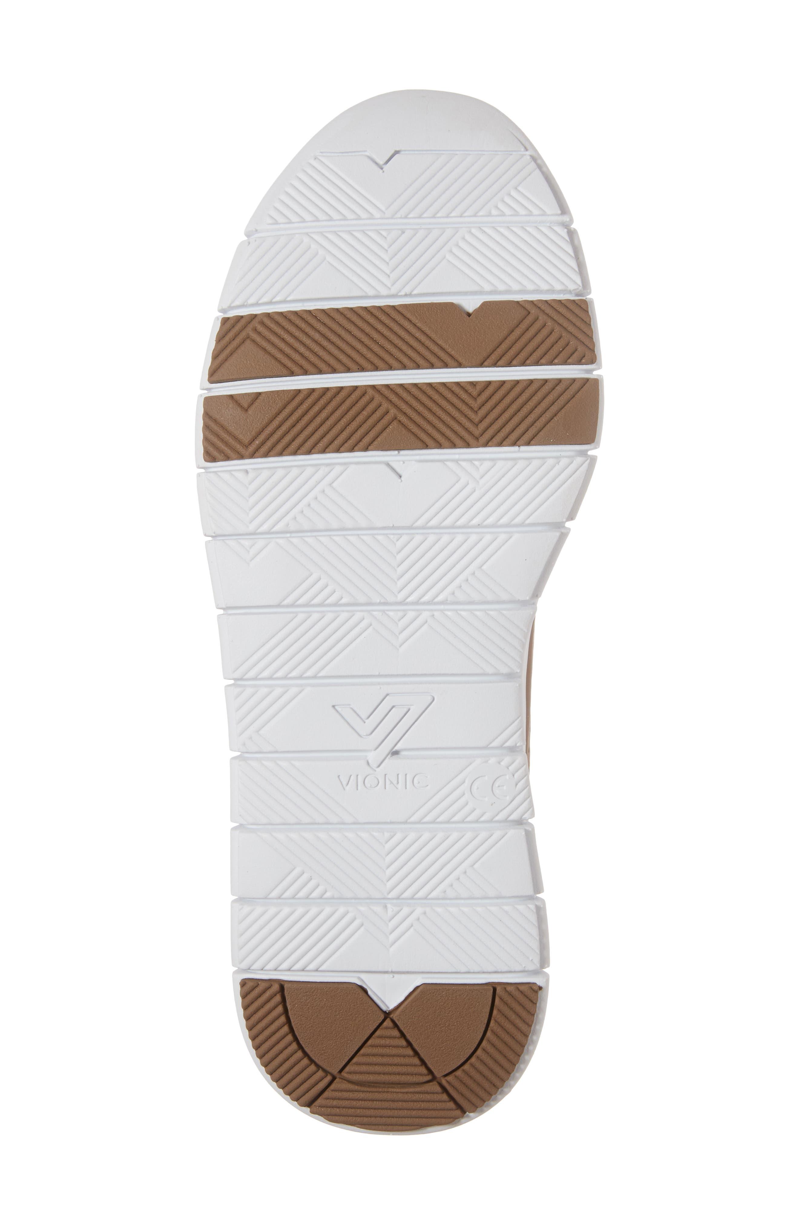 Alternate Image 6  - Vionic Fresh Riley Perforated Sneaker (Women)
