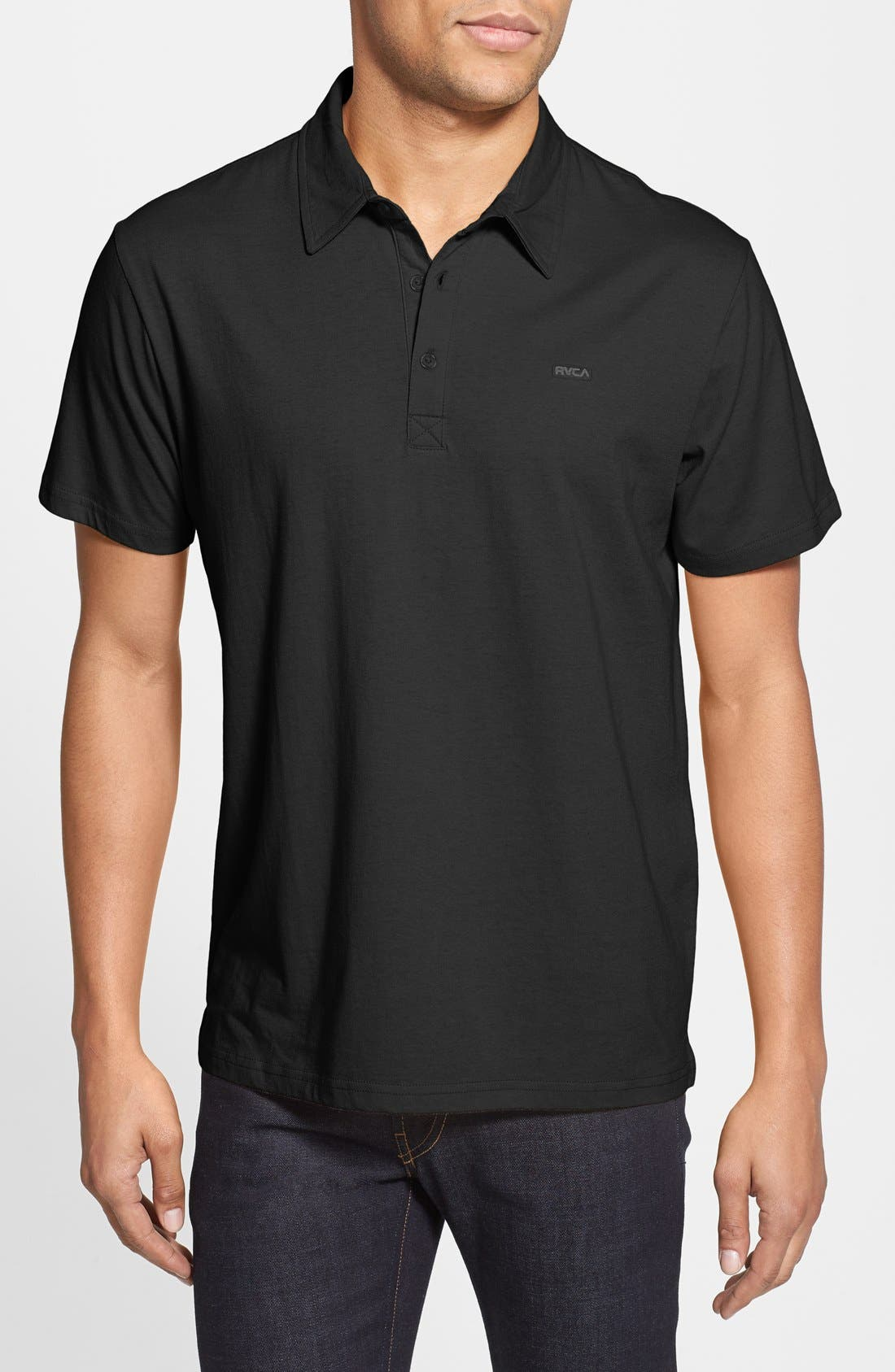 Alternate Image 1 Selected - RVCA 'Sure Thing' Polo