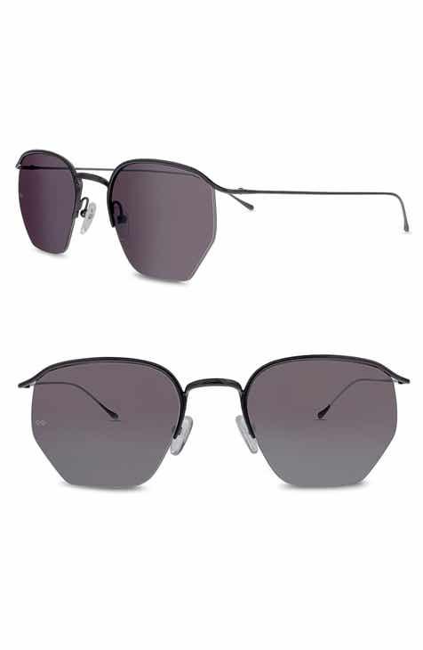 5cab8b2a1a9 SMOKE X MIRRORS Geo I 51mm Semi Rimless Sunglasses