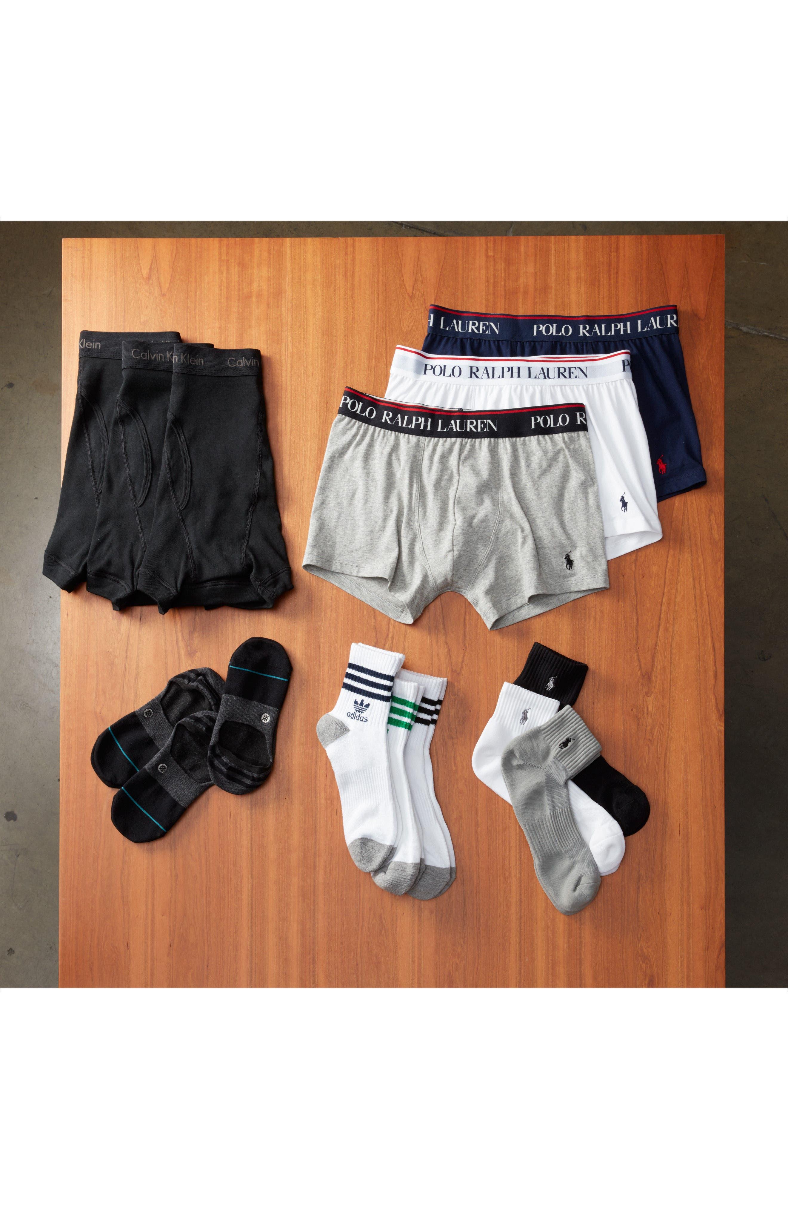 Alternate Image 5  - Calvin Klein 3-Pack Boxer Briefs