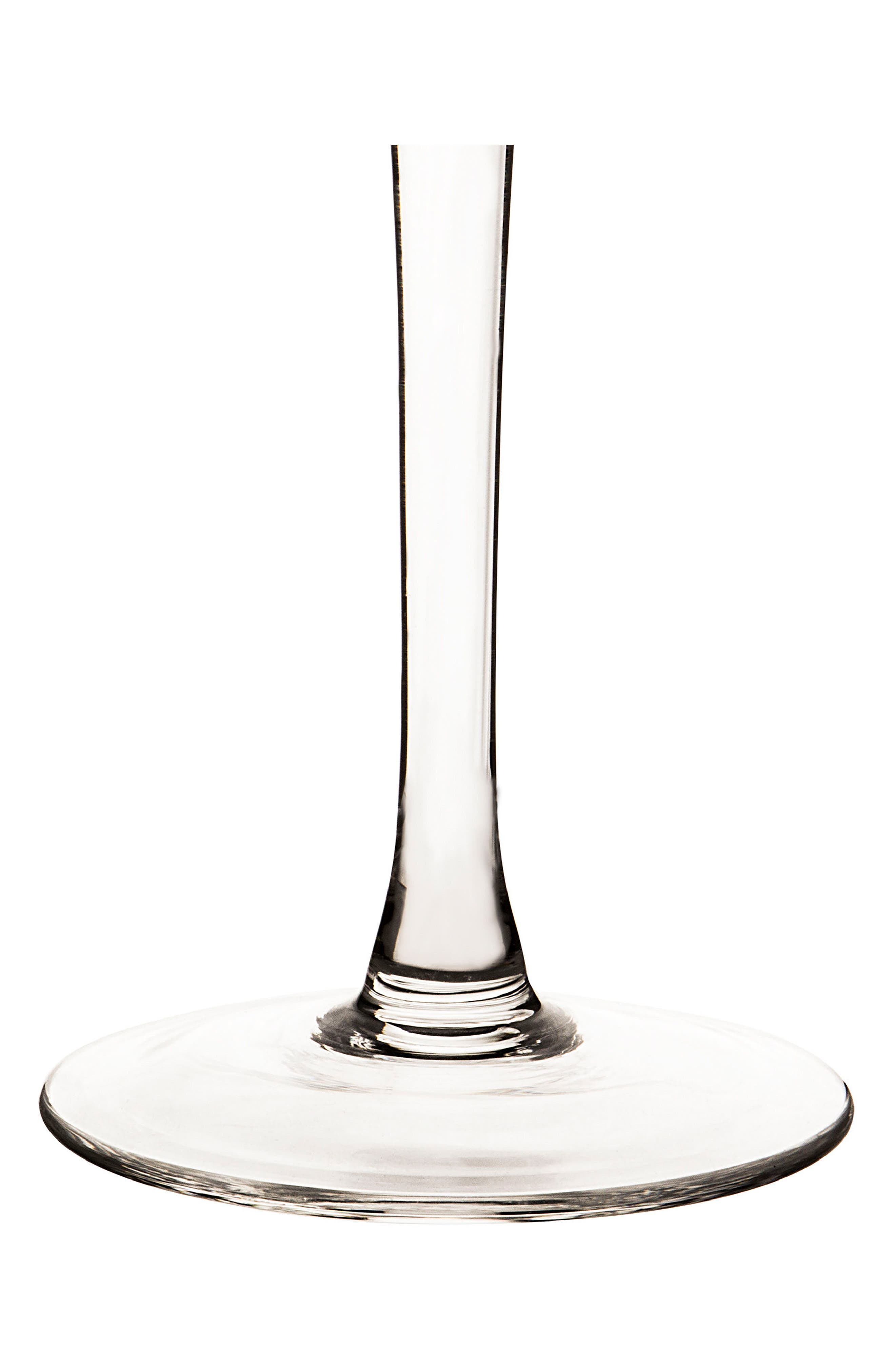 Monogram Martini Glasses & Goldtone Cocktail Shaker,                             Alternate thumbnail 6, color,