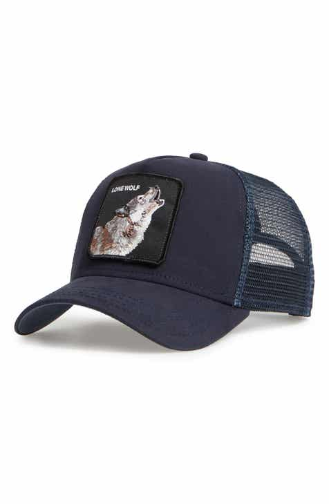 7fdc7fccbaa Goorin Brothers Animal Farm Wolf Trucker Hat