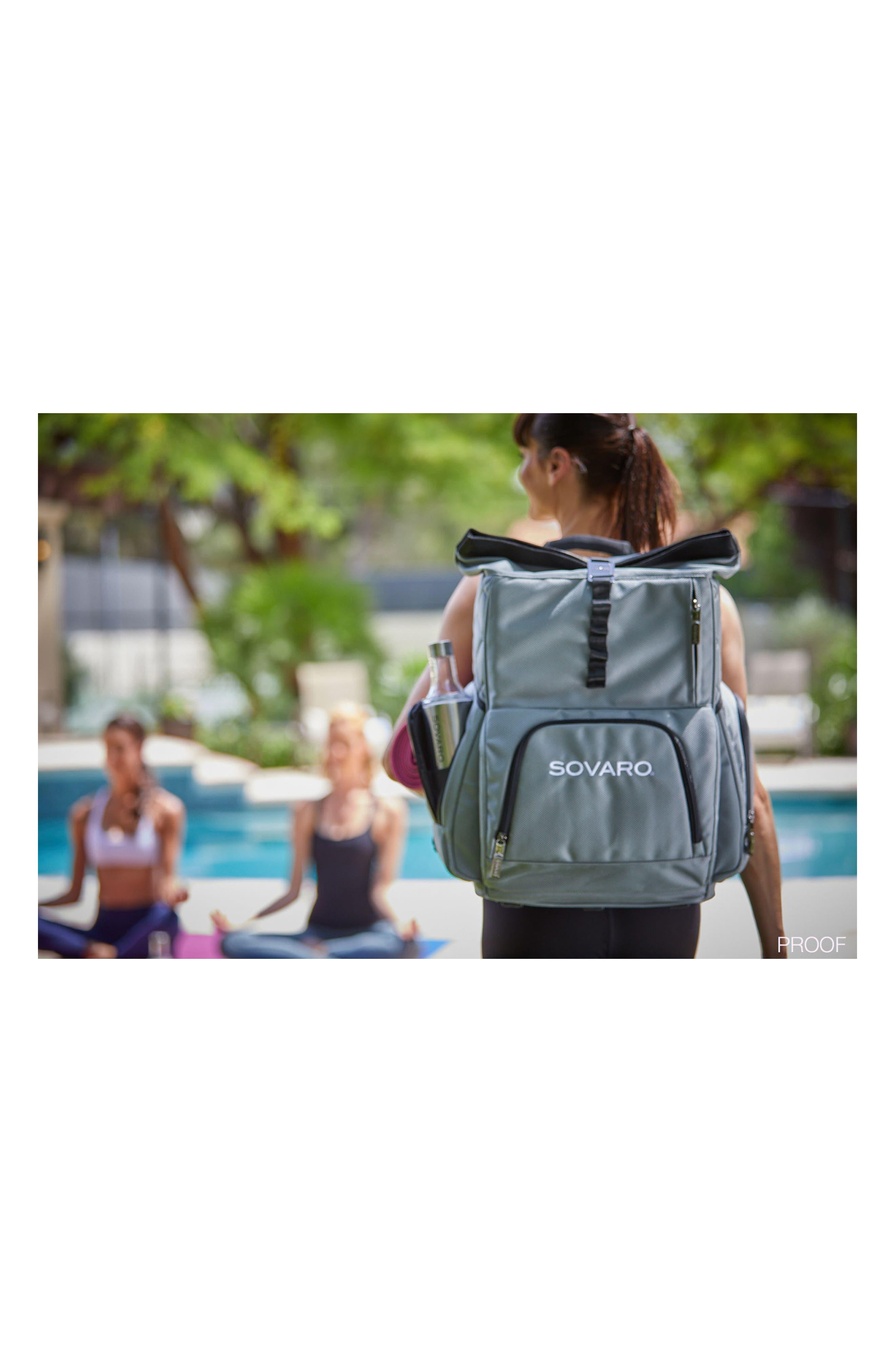 Alternate Image 3  - Sovaro Backpack Cooler