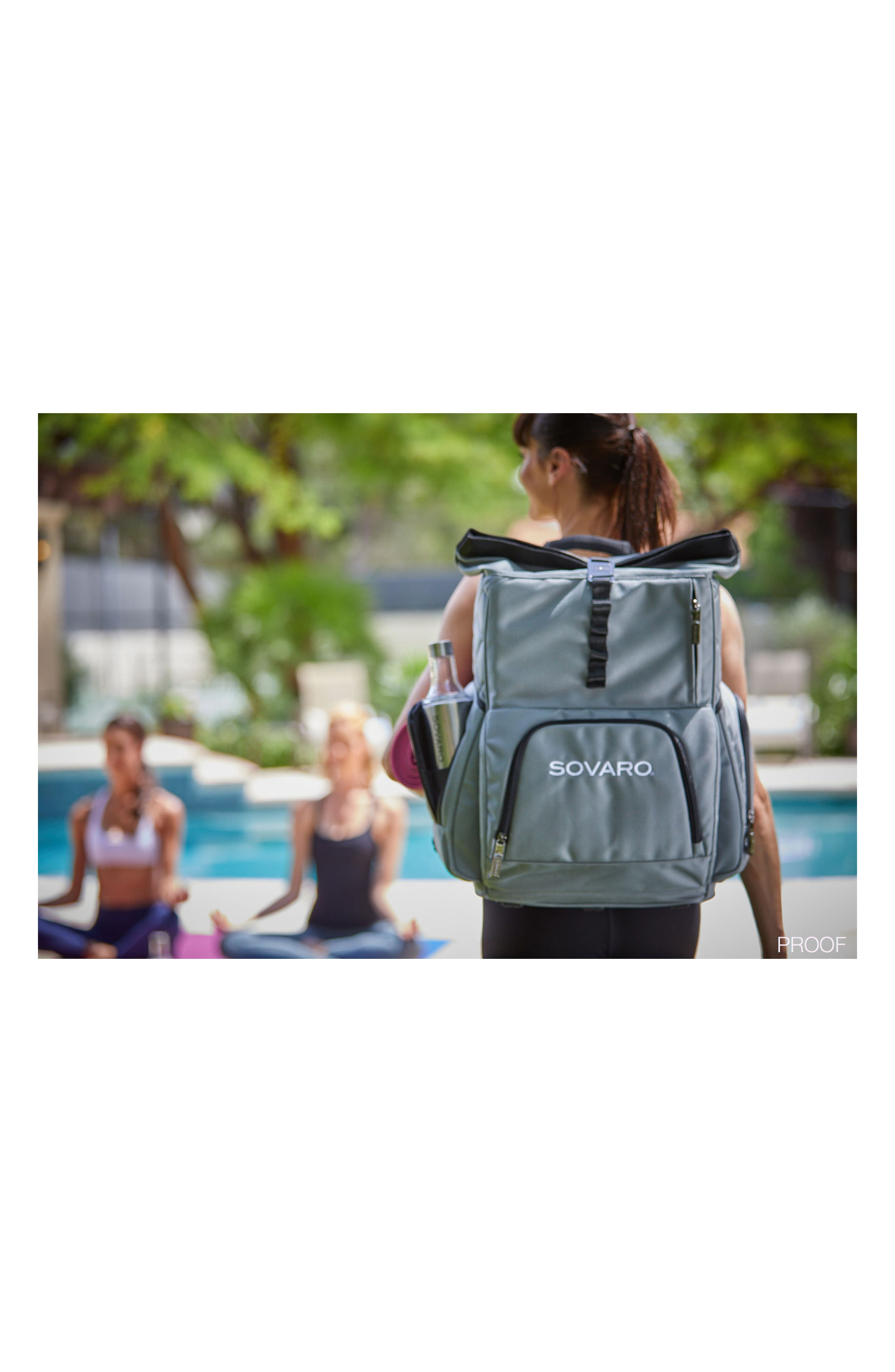 Backpack Cooler,                             Alternate thumbnail 3, color,