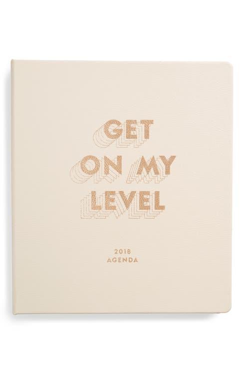 Main Image - Fringe Studio Get on My Level Large Agenda
