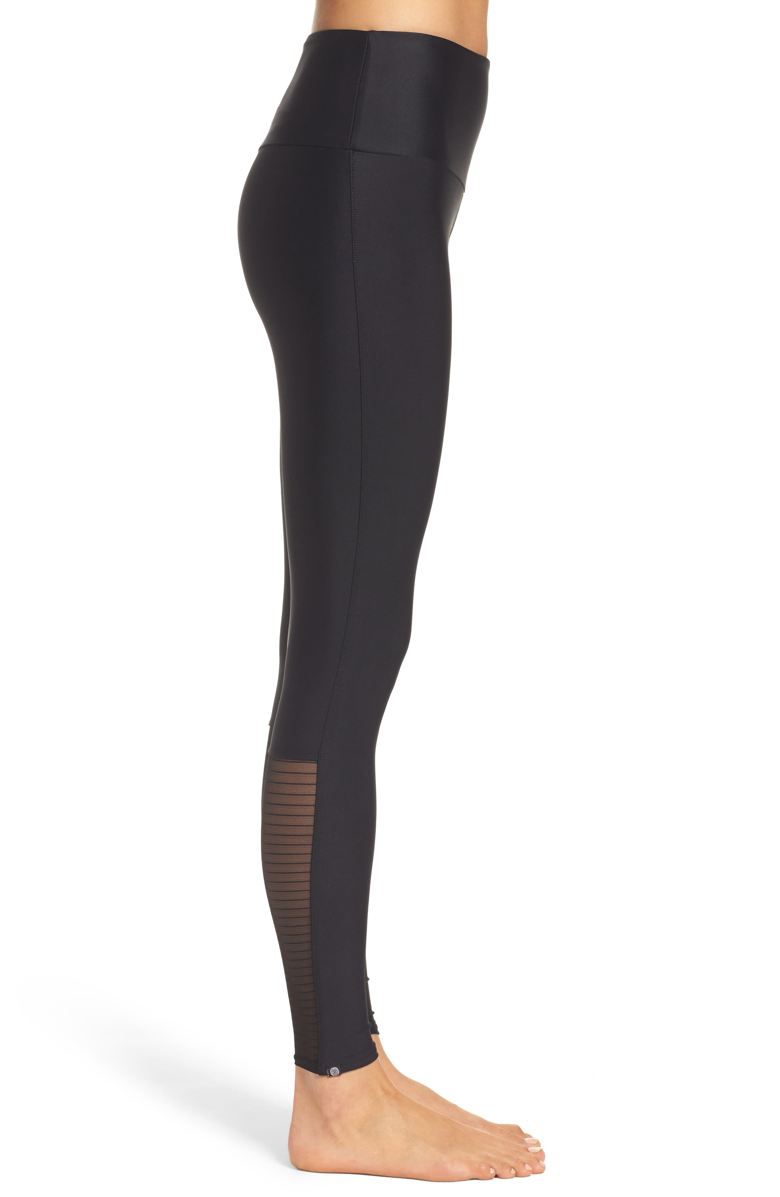 Alternate Image 3  - Onzie High Rise Yoga Pants