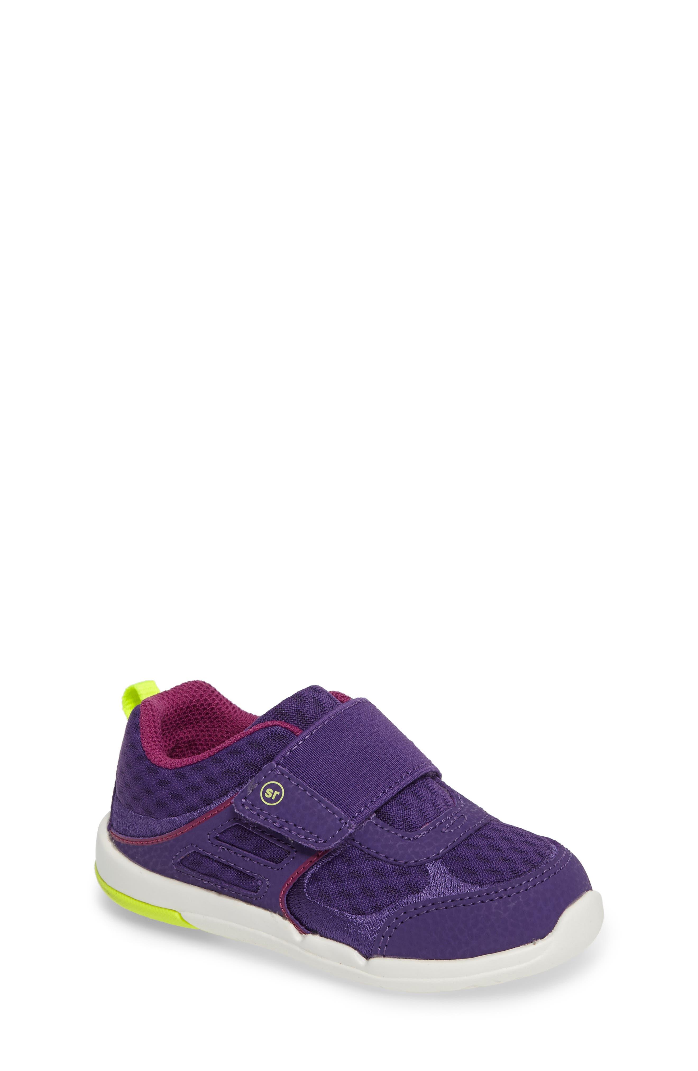 Casey Sneaker,                         Main,                         color, Purple
