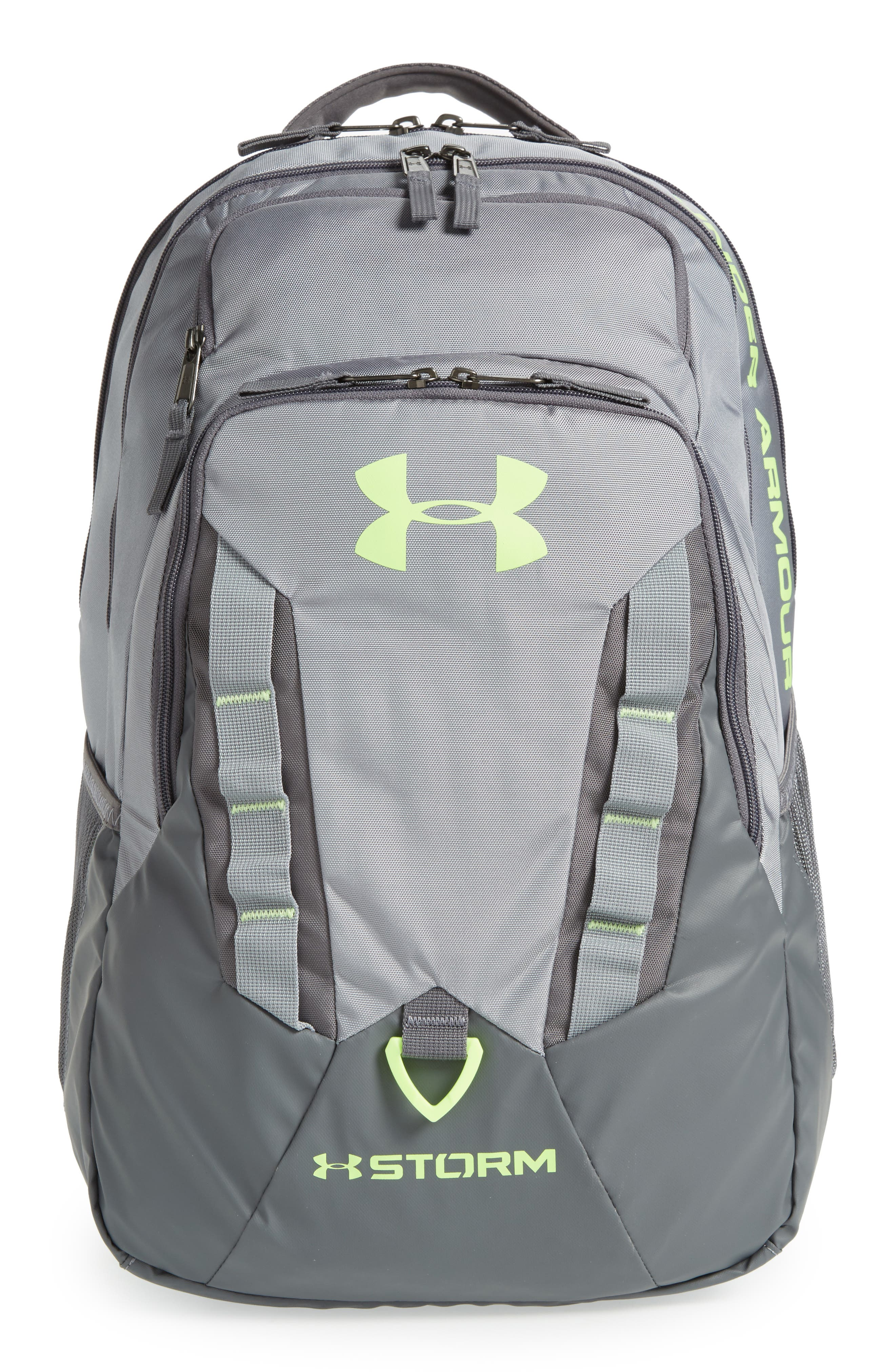 Under Armour 'Recruit' Water Resistant Backpack (Kids)