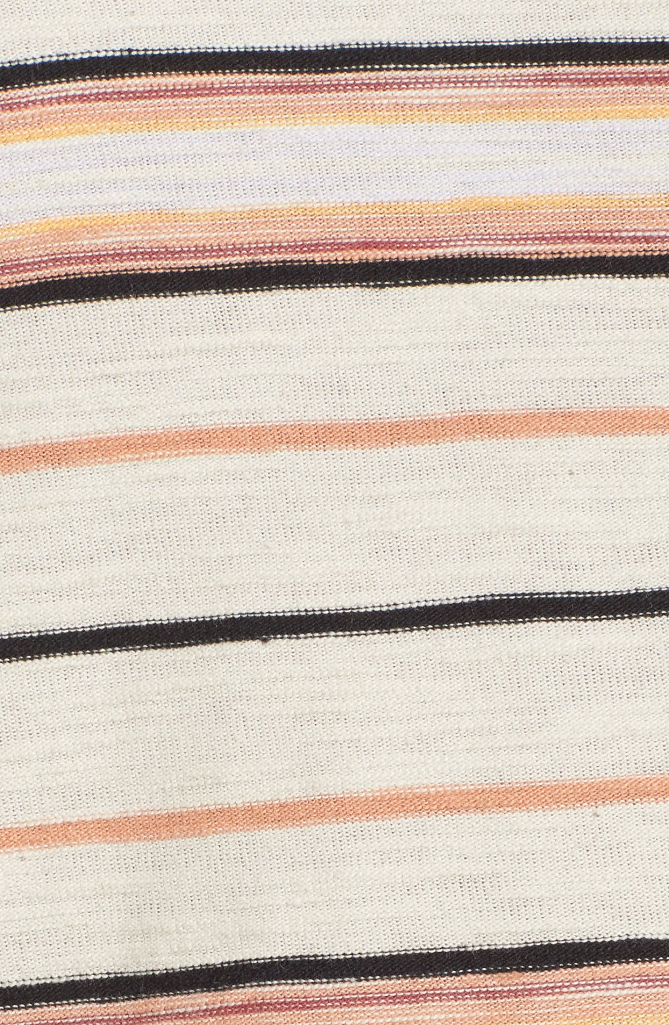Alternate Image 5  - Knot SIsters Field Day Stripe Dress