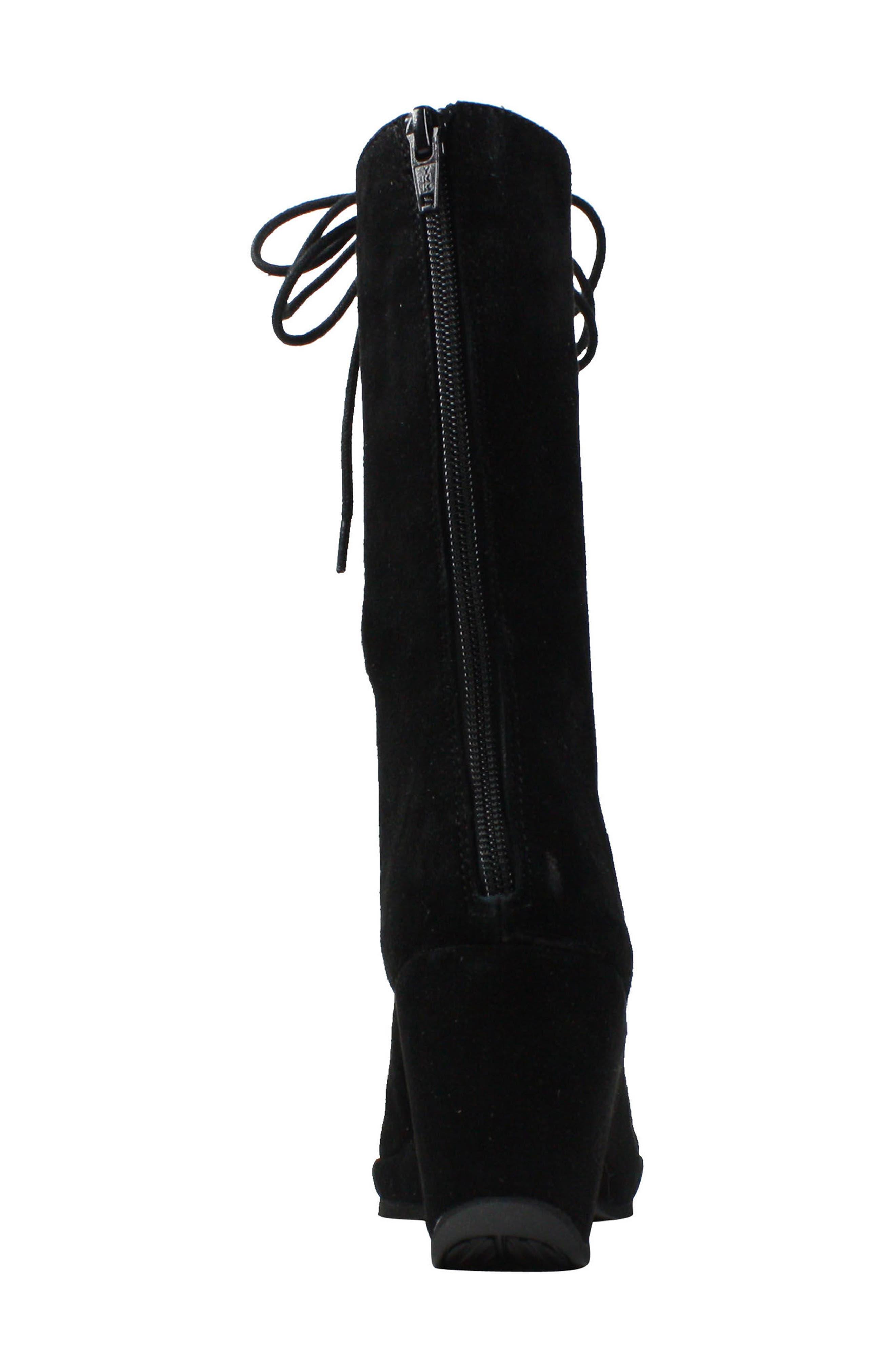 Alternate Image 5  - L'Amour des Pieds Othello Lace-Up Sandal (Women)