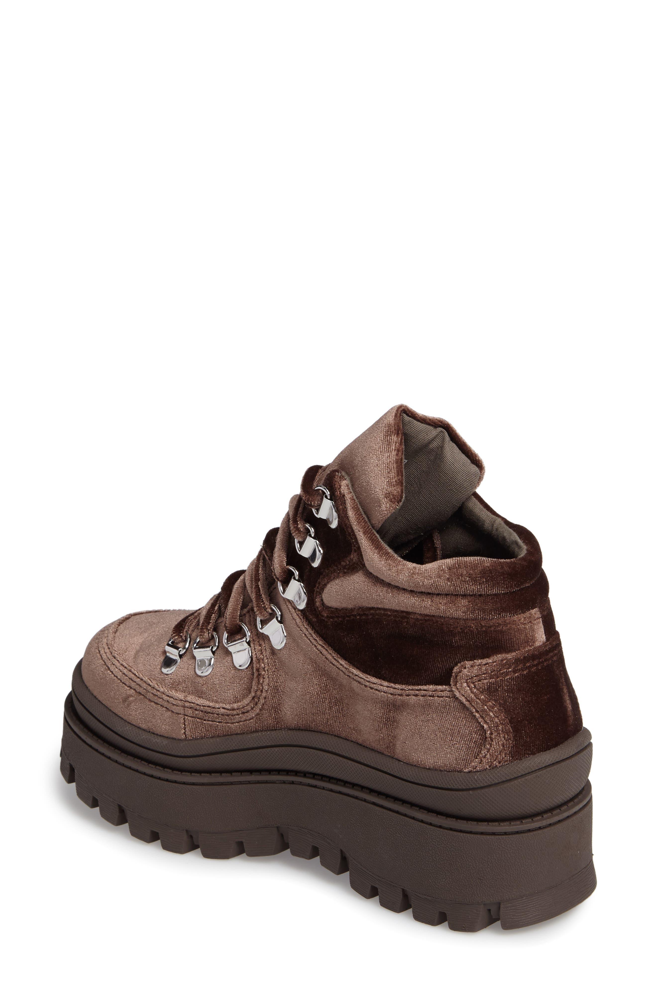 Alternate Image 2  - Jeffrey Campbell Top Peak Platform Sneaker (Women)
