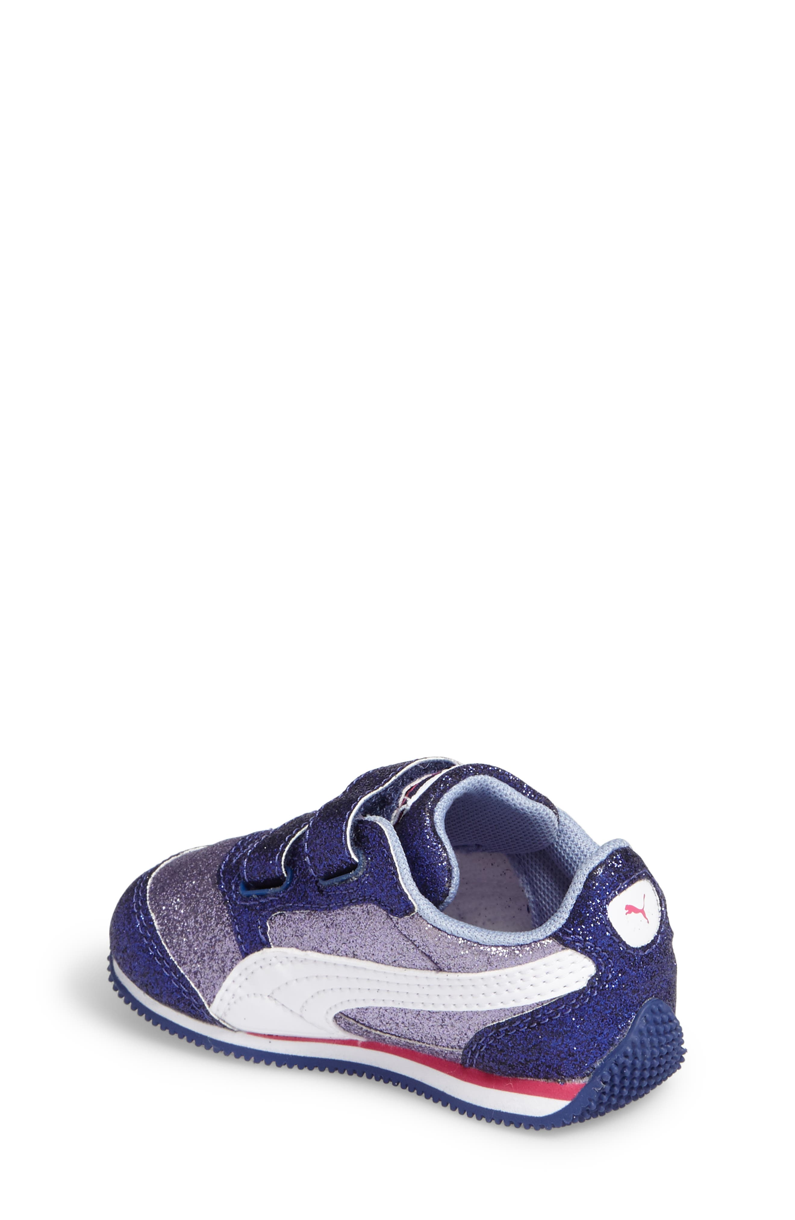 Steeple Glitz Glam Sneaker,                             Alternate thumbnail 2, color,                             Lavender