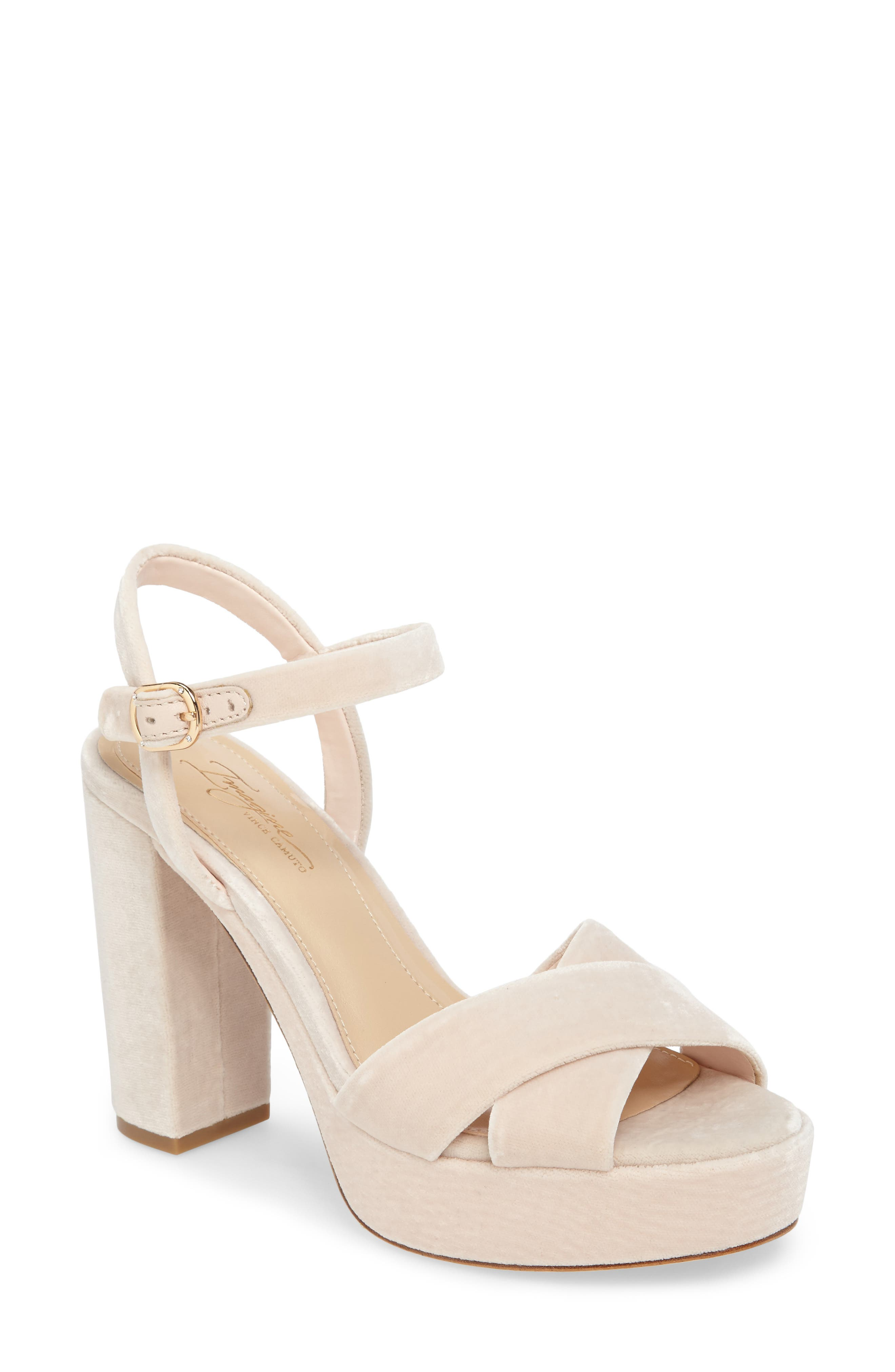 Imagine by Vince Camuto 'Valora' Platform Sandal (Women)