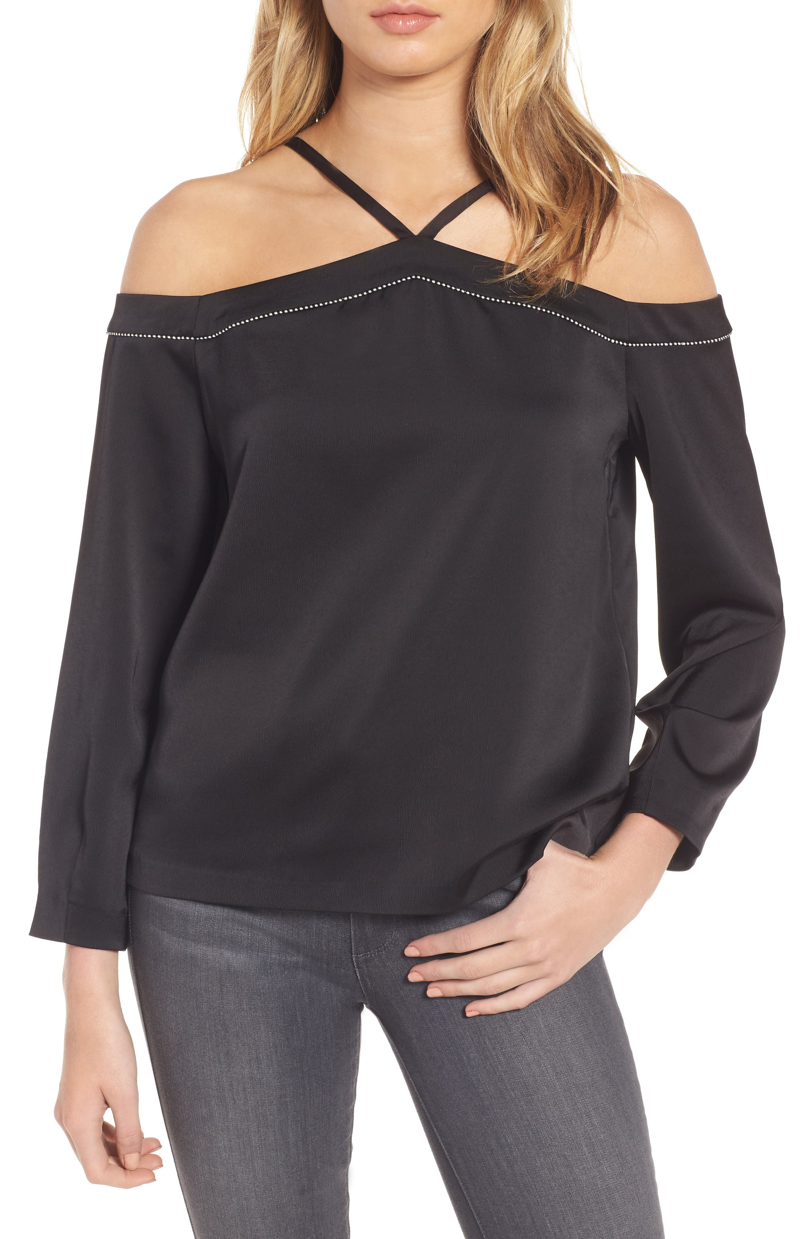 COOPER & ELLA Joline Off the Shoulder Top